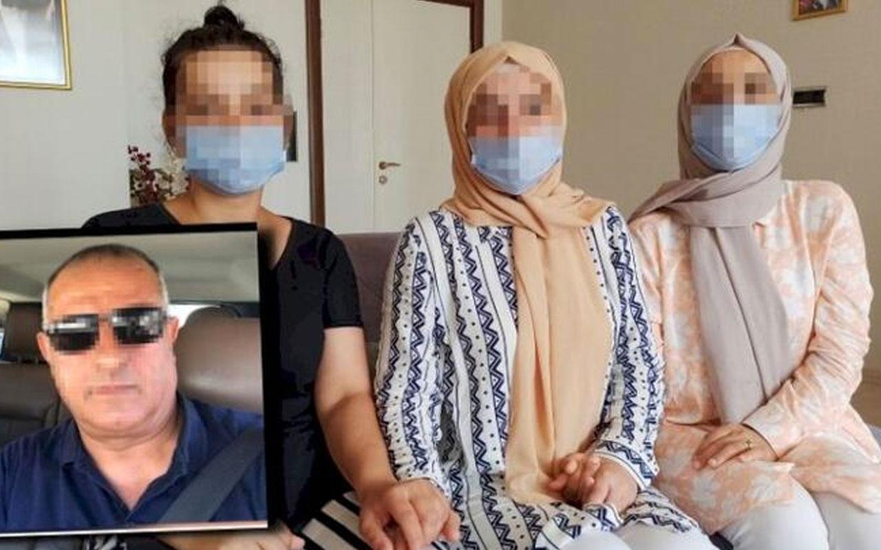 Üç kızına tecavüz edip eşini pazarlayan sapık baba Salih Dayan tahliye edildi