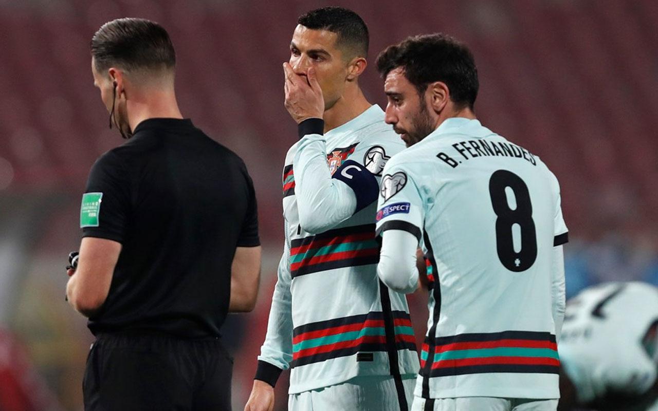 Cristiano Ronaldo'nun öfkesi kaptanlığına mal olacak mı?