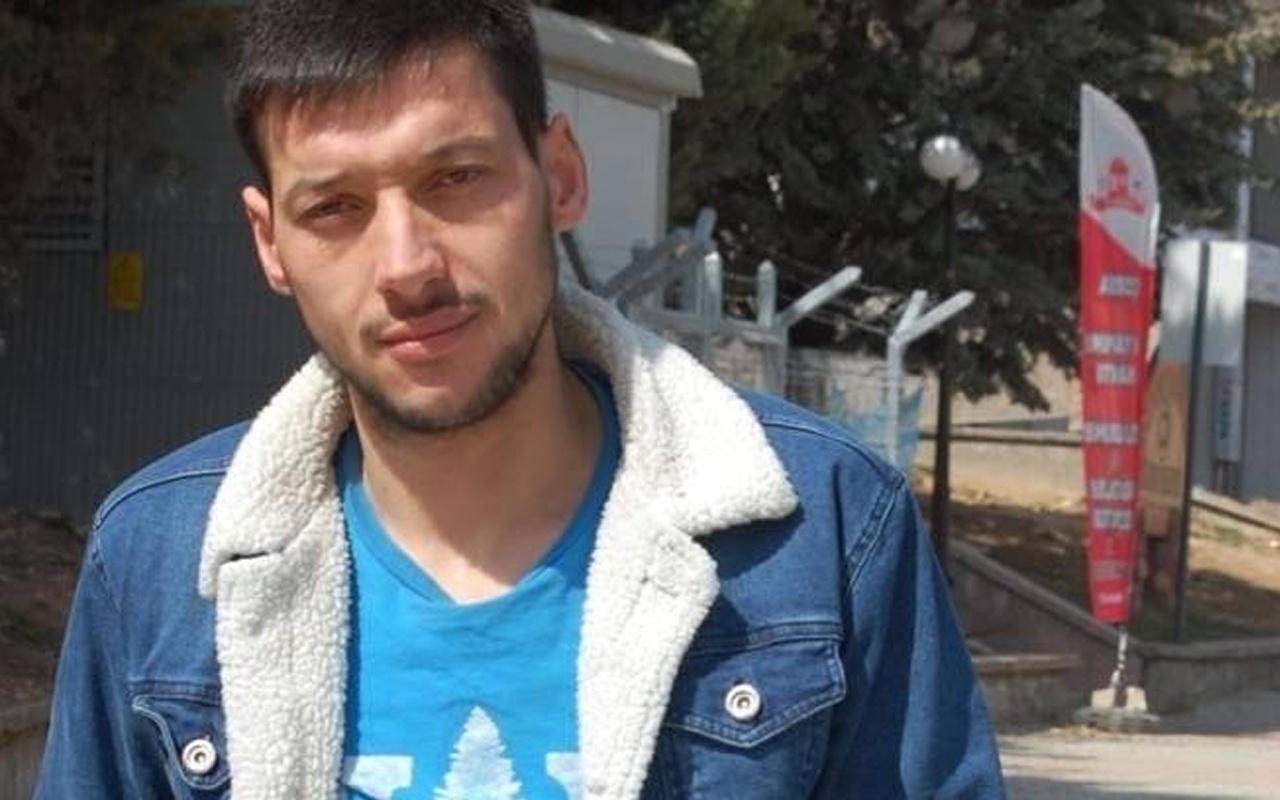 Kastamonu'da genç işçi feci şekilde can verdi