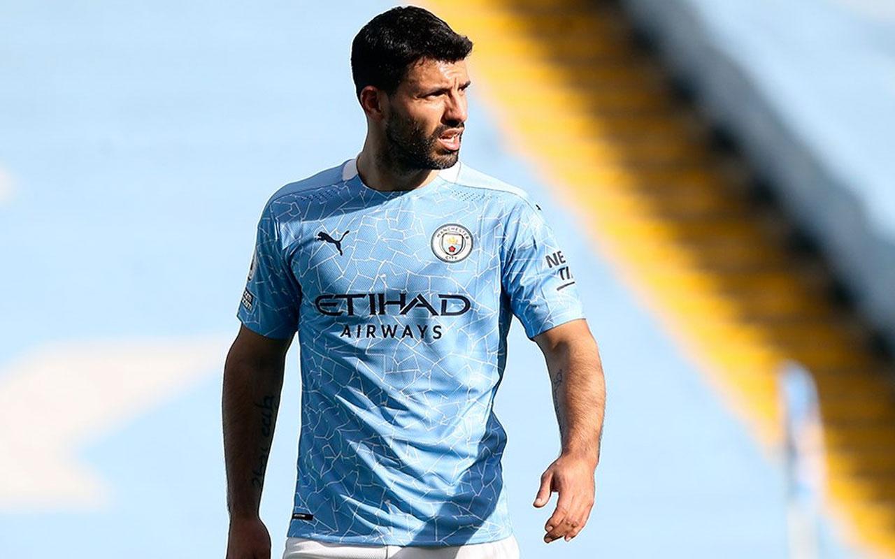 Manchester City'de Sergio Agüero depremi! Kulüp resmen açıkladı