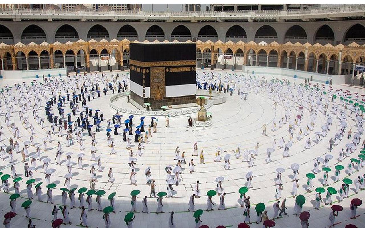 Kabe'de Ramazan ayı hazırlıkları! İtikaf yapılmayacak