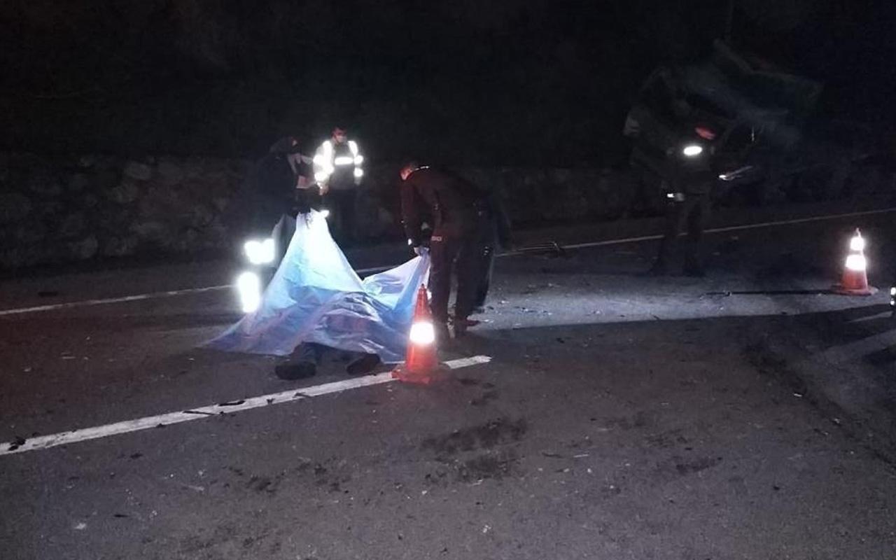 Zonguldak'ta feci kazada 2 kişi ölmüştü! Yürek yakan acı detay ortaya çıktı