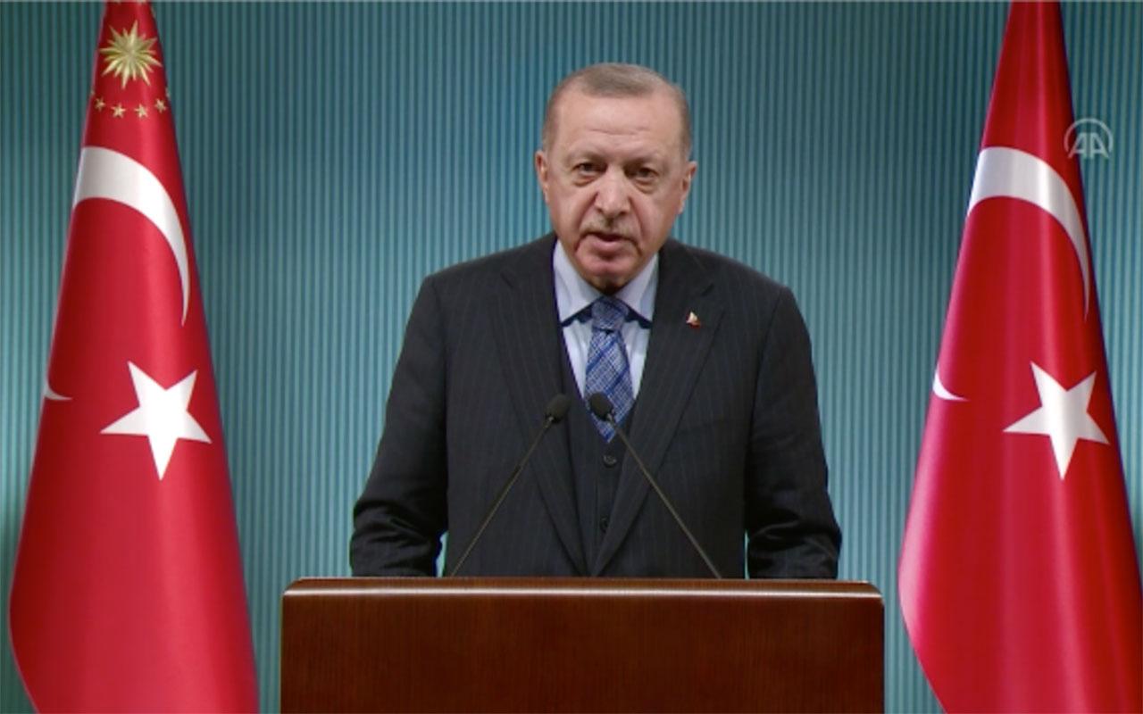 Cumhurbaşkanı Erdoğan korona aşısı için sert çıktı! Durum vahim bir hal aldı