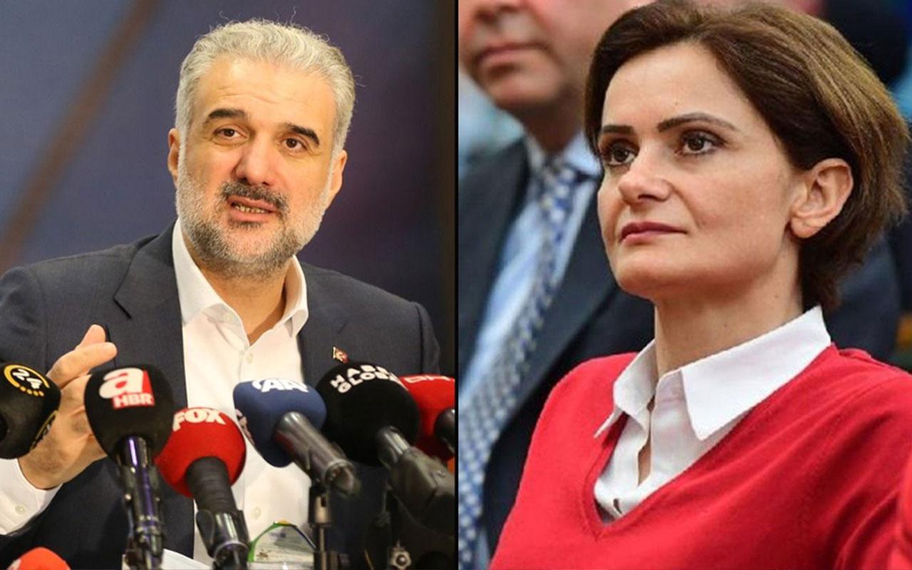 AK Partili Kabaktepe'ten 'Kaftancıoğlu' çıkışı: Amacı PR çalışması yapmak