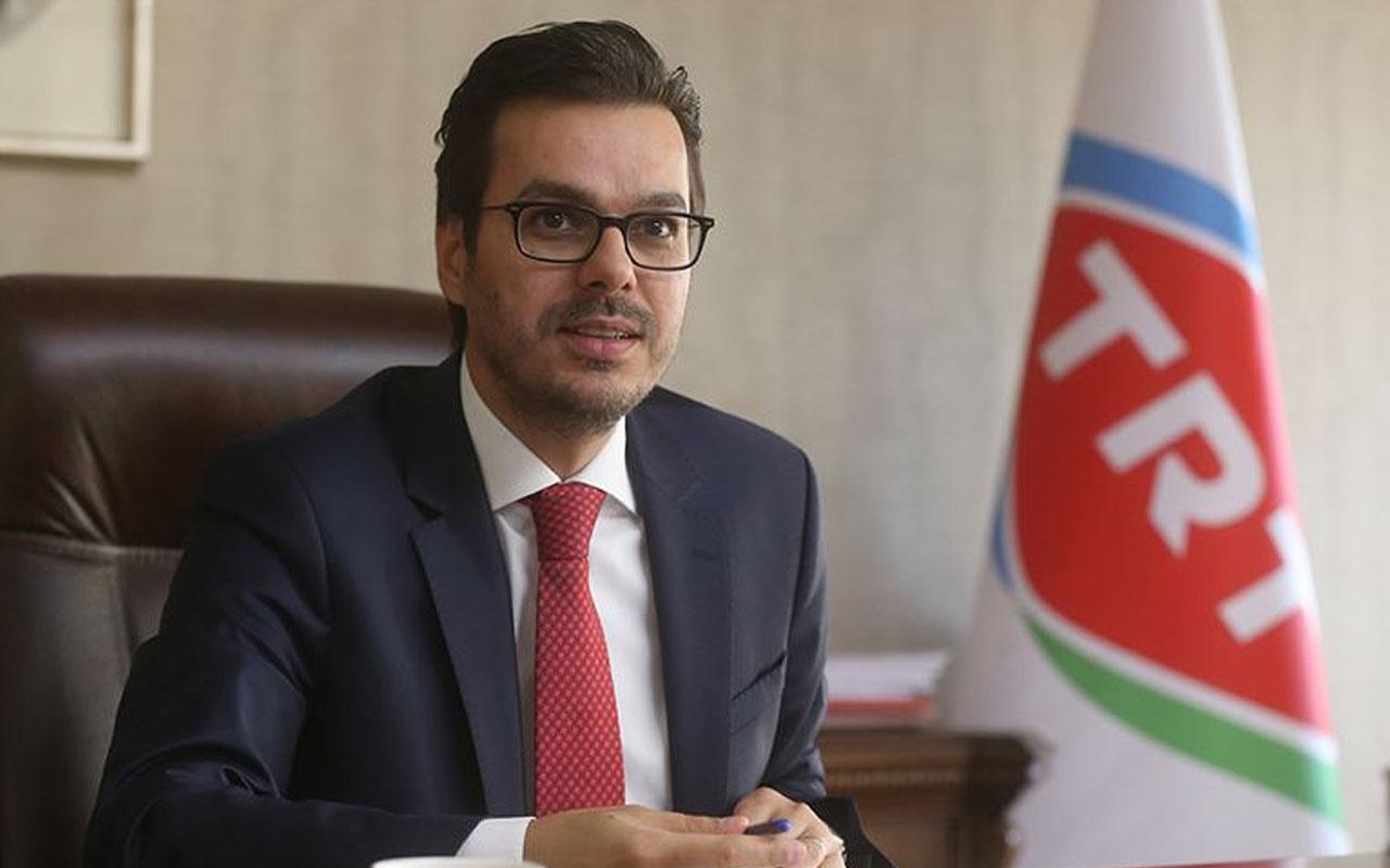 TRT'nin yayıncılık başarısı Dünya Medya Yöneticilerinin gündeminde