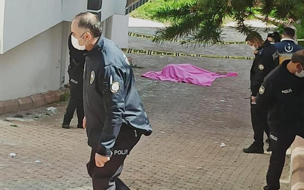 Gaziantep'in konuştuğu sır ölüm: 16 yaşındaki Rümeysa elinde fotoğrafla çatıdan düştü