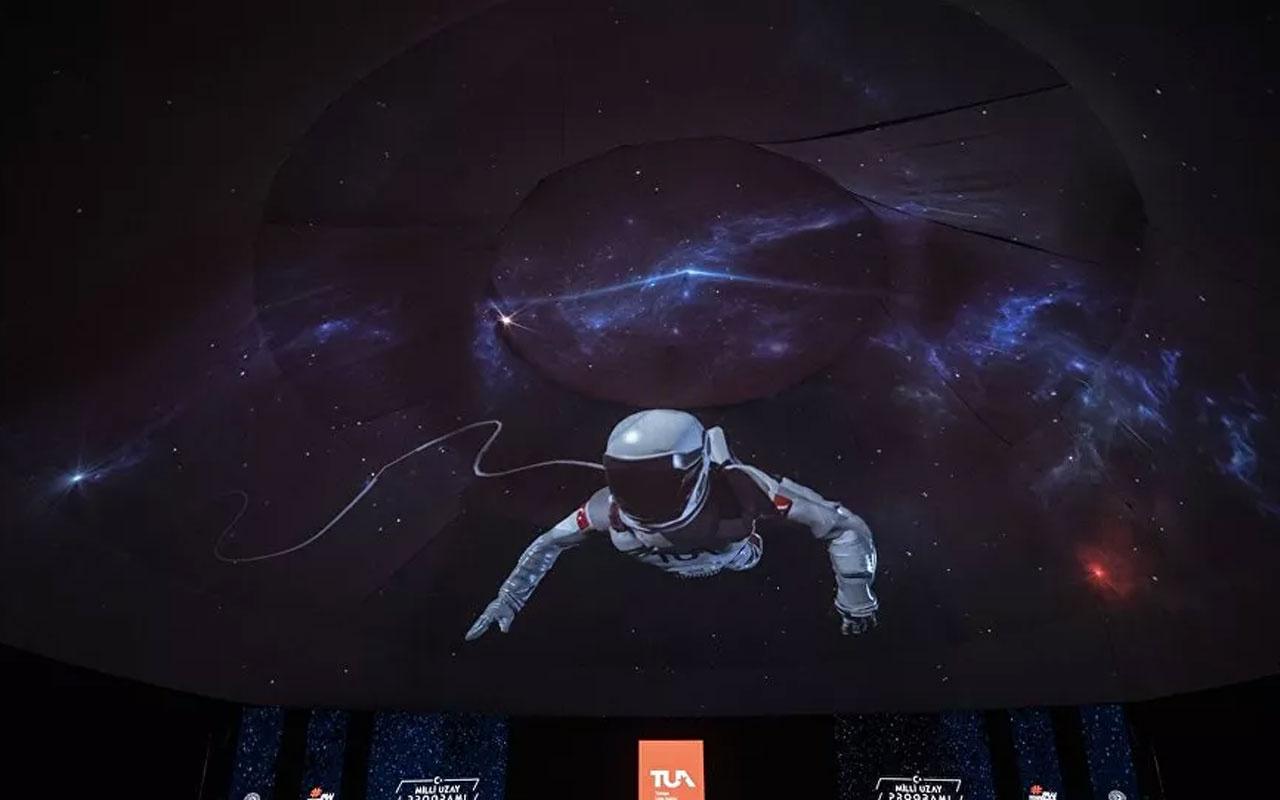 Türkiye Uzay Ajansı Başkanı Başkanı: 2028'de Ay'a yumuşak iniş gerçekleştirmeyi planlıyoruz