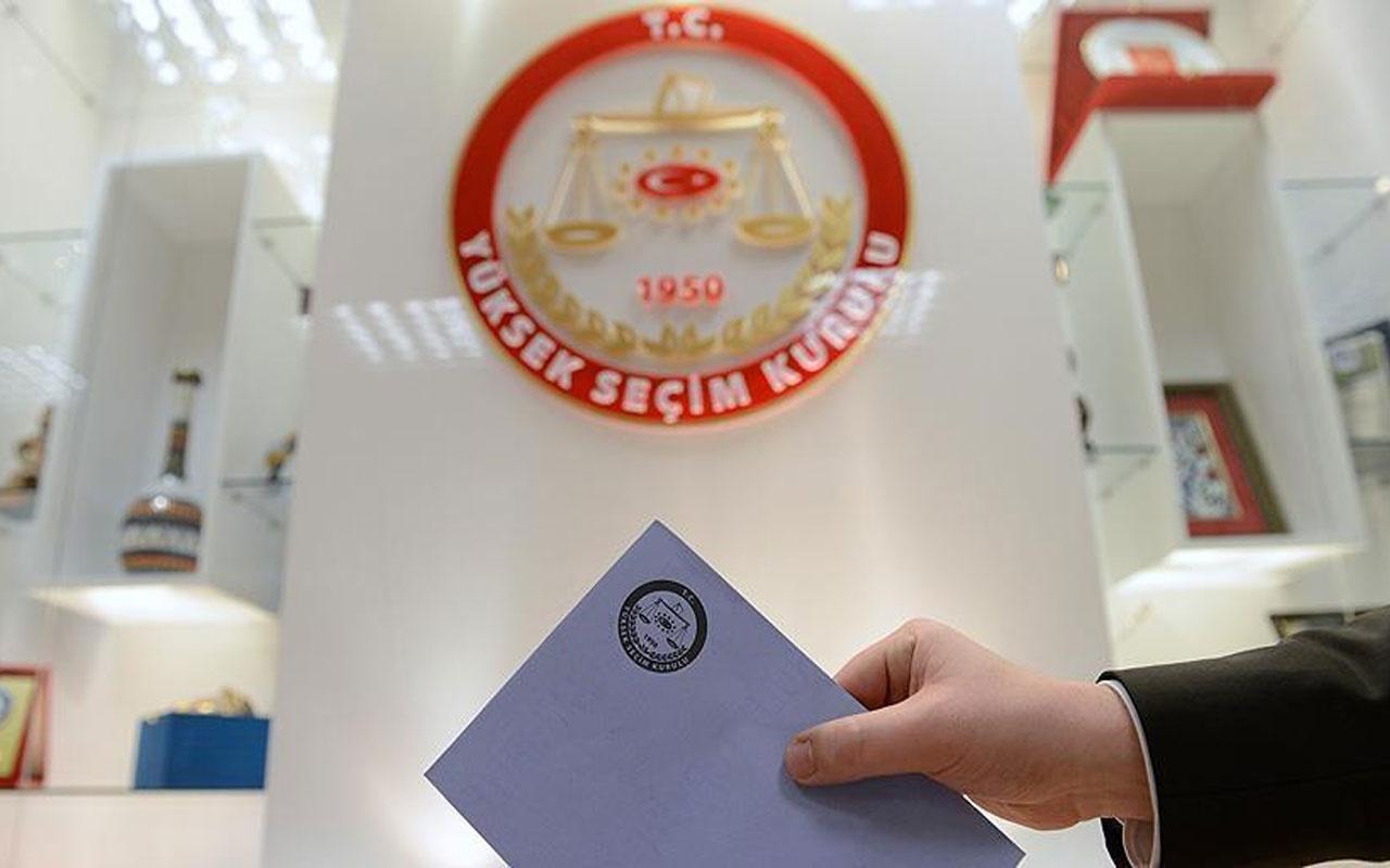 YSK kararını verdi! Afyonkarahisar'ın Güney beldesindeki belediye seçimine 19 siyasi parti katılabilecek