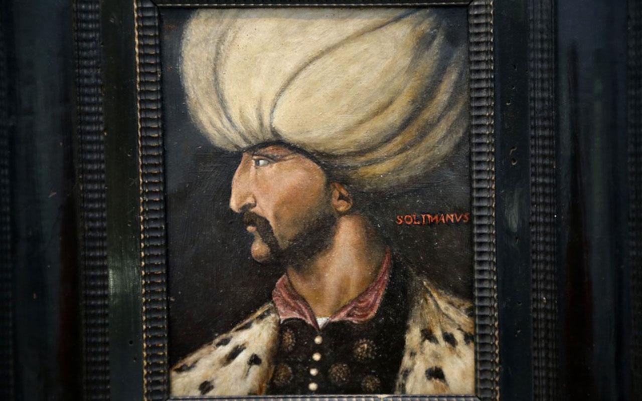Kanuni Sultan Süleyman portresi 5 milyon liraya satıldı! Satın alan Türk işadamı kim