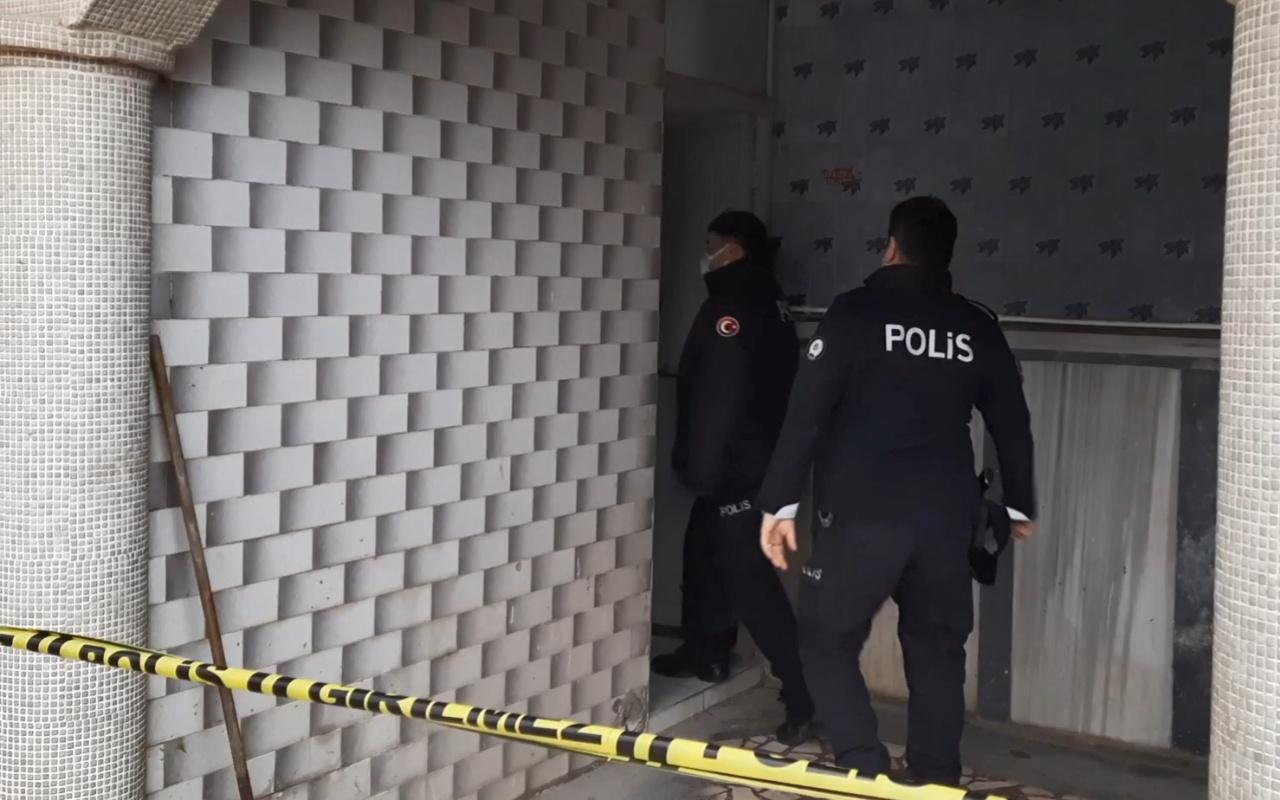 Bursa İznik'te cami tuvaletinde ceset bulundu