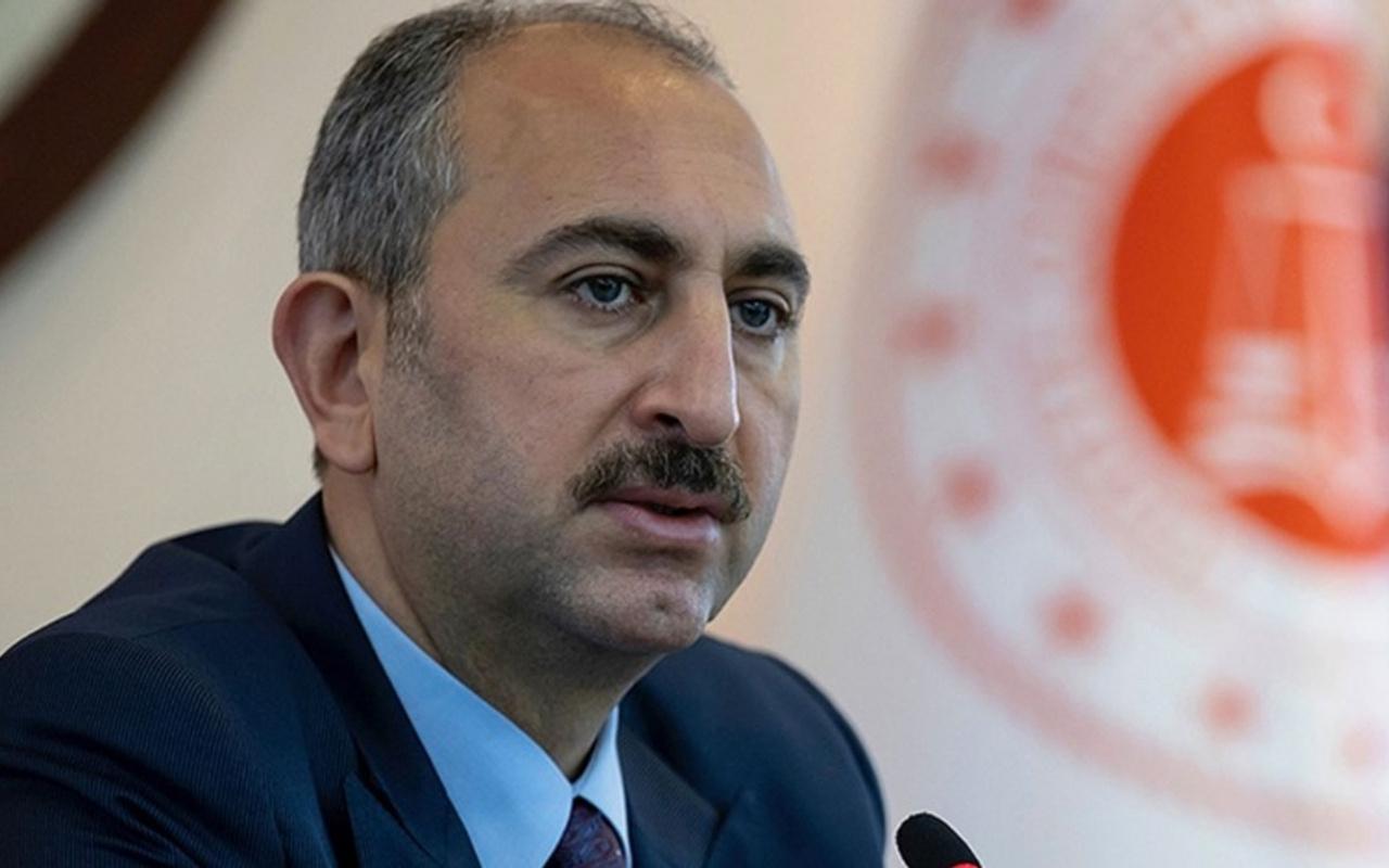 Adalet Bakanı Abdulhamit Gül, şehit savcı Mehmet Selim Kiraz'ı andı