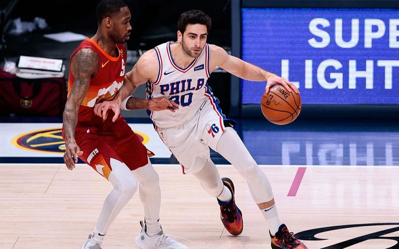 Furkan Korkmaz 6 sayı attı, Philadelphia yenildi