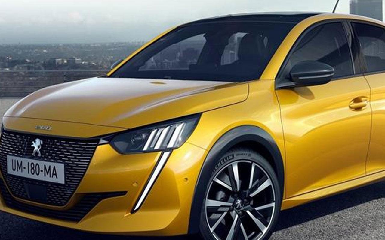 Rekor kırdı! Peugeot 208 Avrupa'da en çok satan otomobil oldu