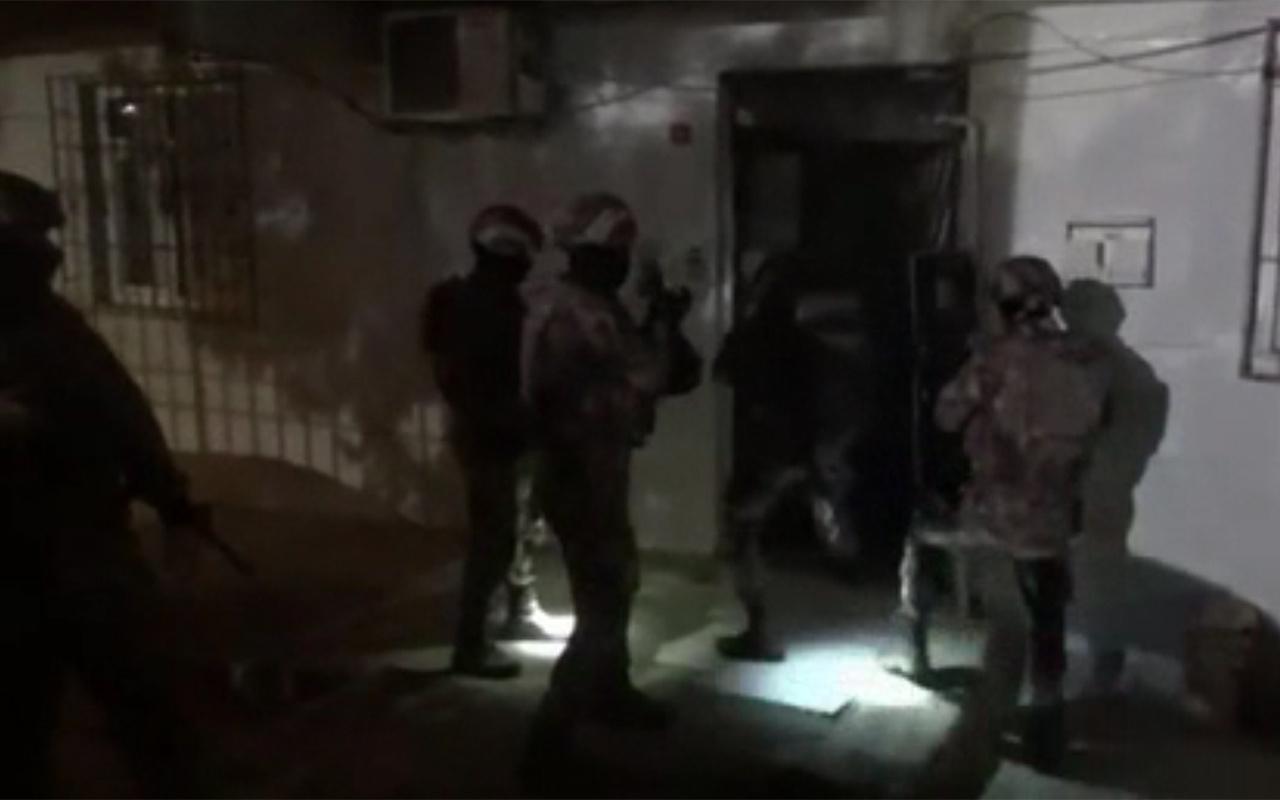 İstanbul'da PKK'ya yardım ve yataklık eden 5 şüpheli yakalandı