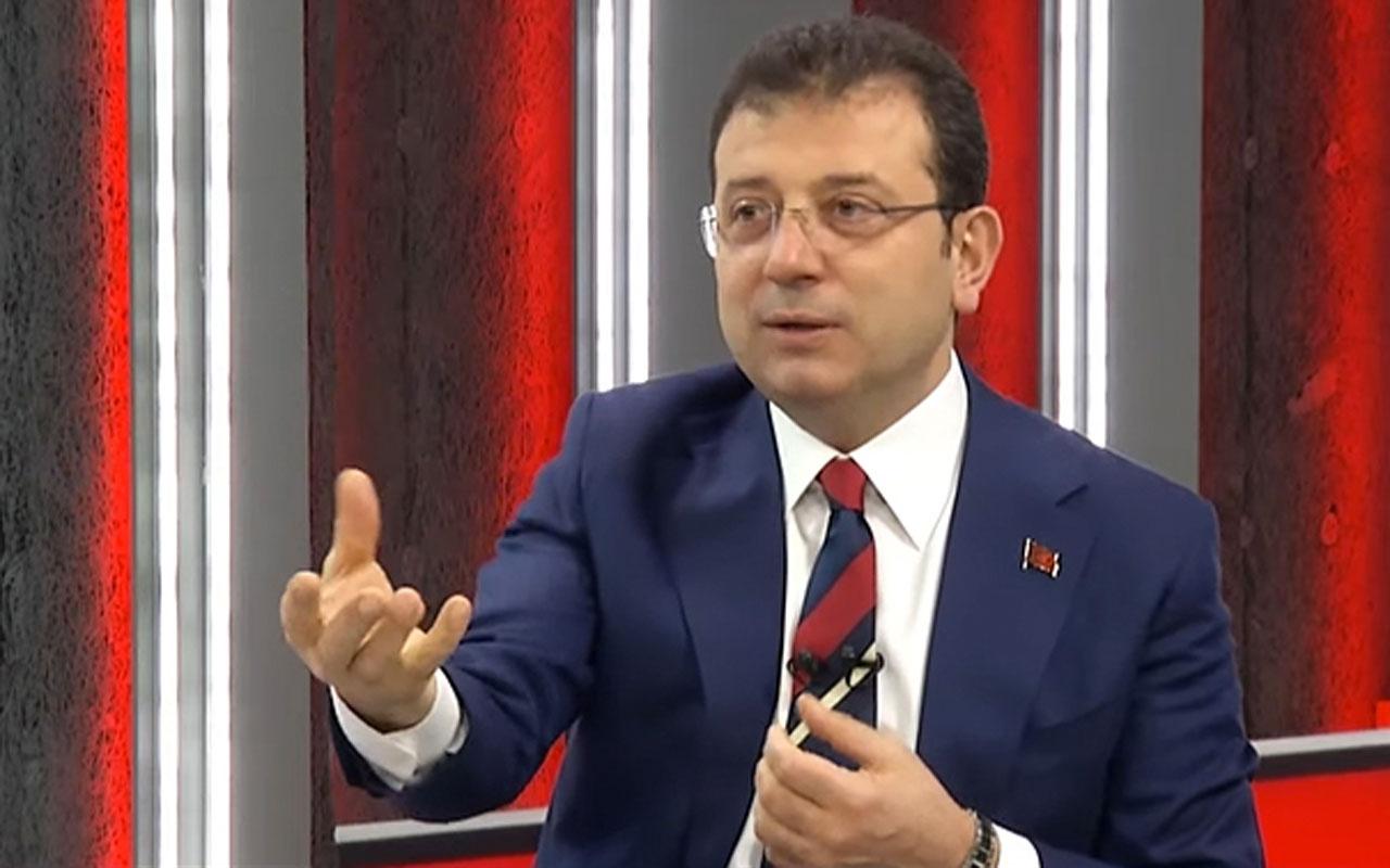 Ekrem İmamoğlu: 2023 seçimlerinde Millet ittifakı iktidar olacak