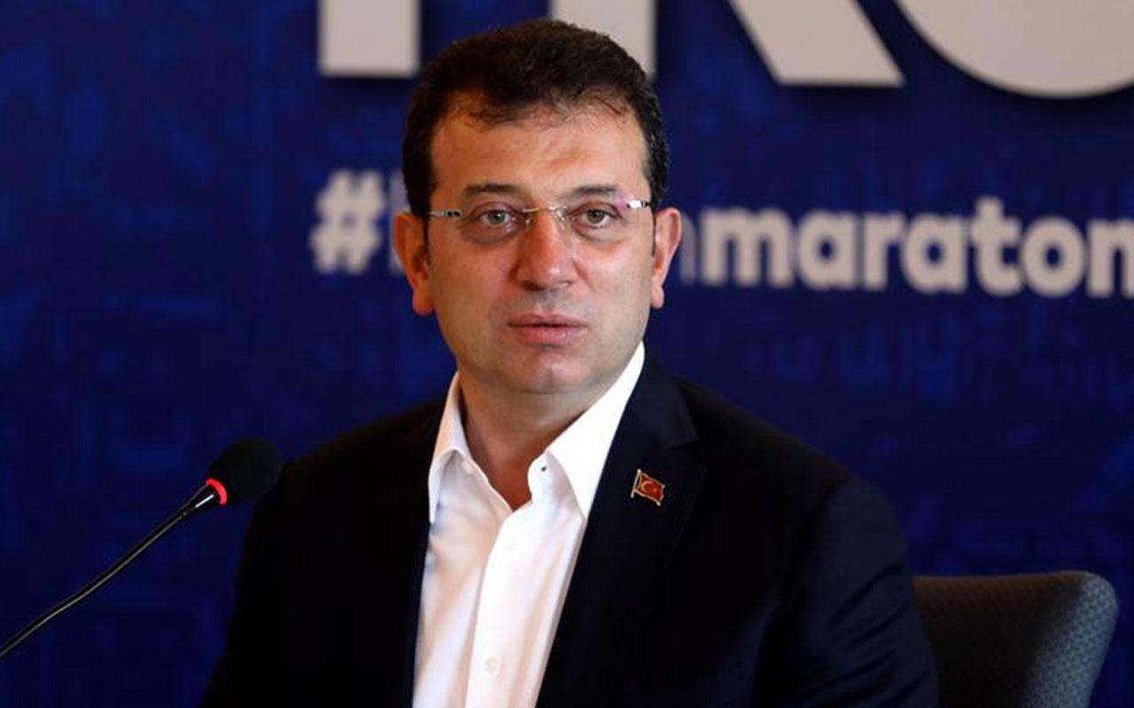 Ekrem İmamoğlu'nun HDP ve Kanal İstanbul açıklaması olay oldu
