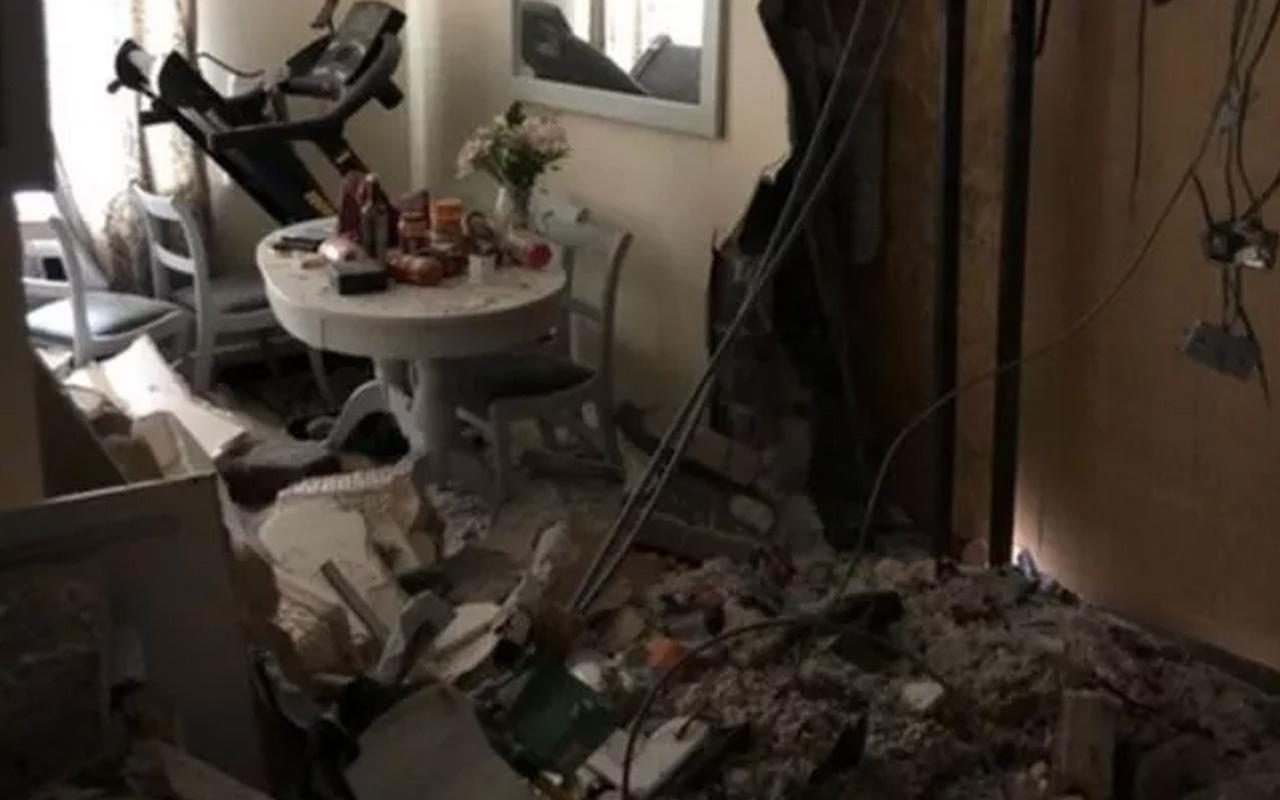 Bulaşık makinesi salona fırladı aile hayatının şokunu yaşadı! Sebebi bakın çıktı