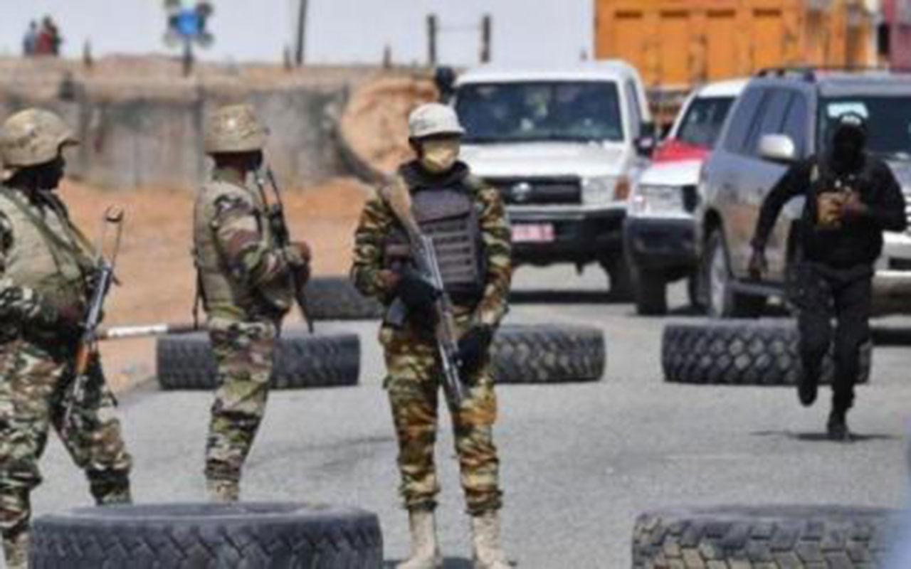 Nijer'de darbe girişimi! Cumhurbaşkanlığı sarayı yakınında silah sesleri