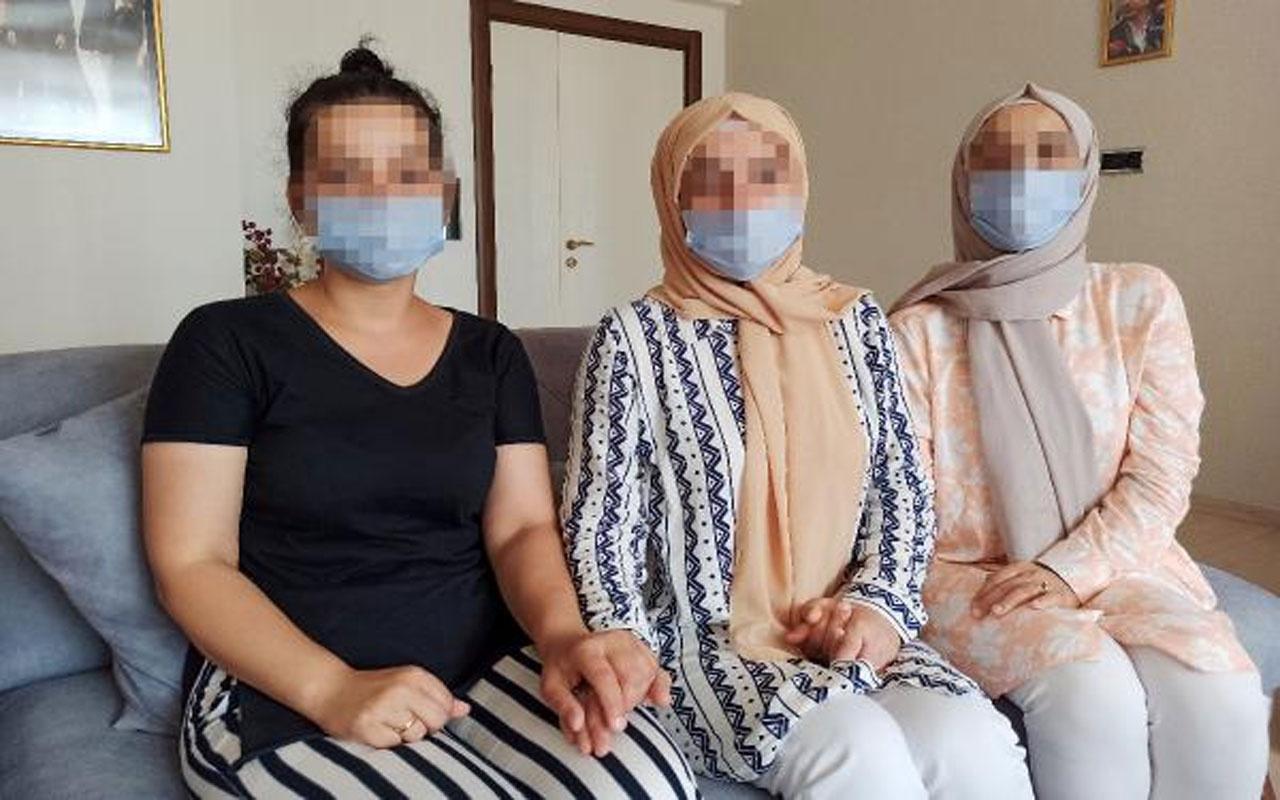 Mersin'deki mide bulandıran haber! 3 kızına cinsel istismarda bulunduğu iddia edilen baba hesap veriyor