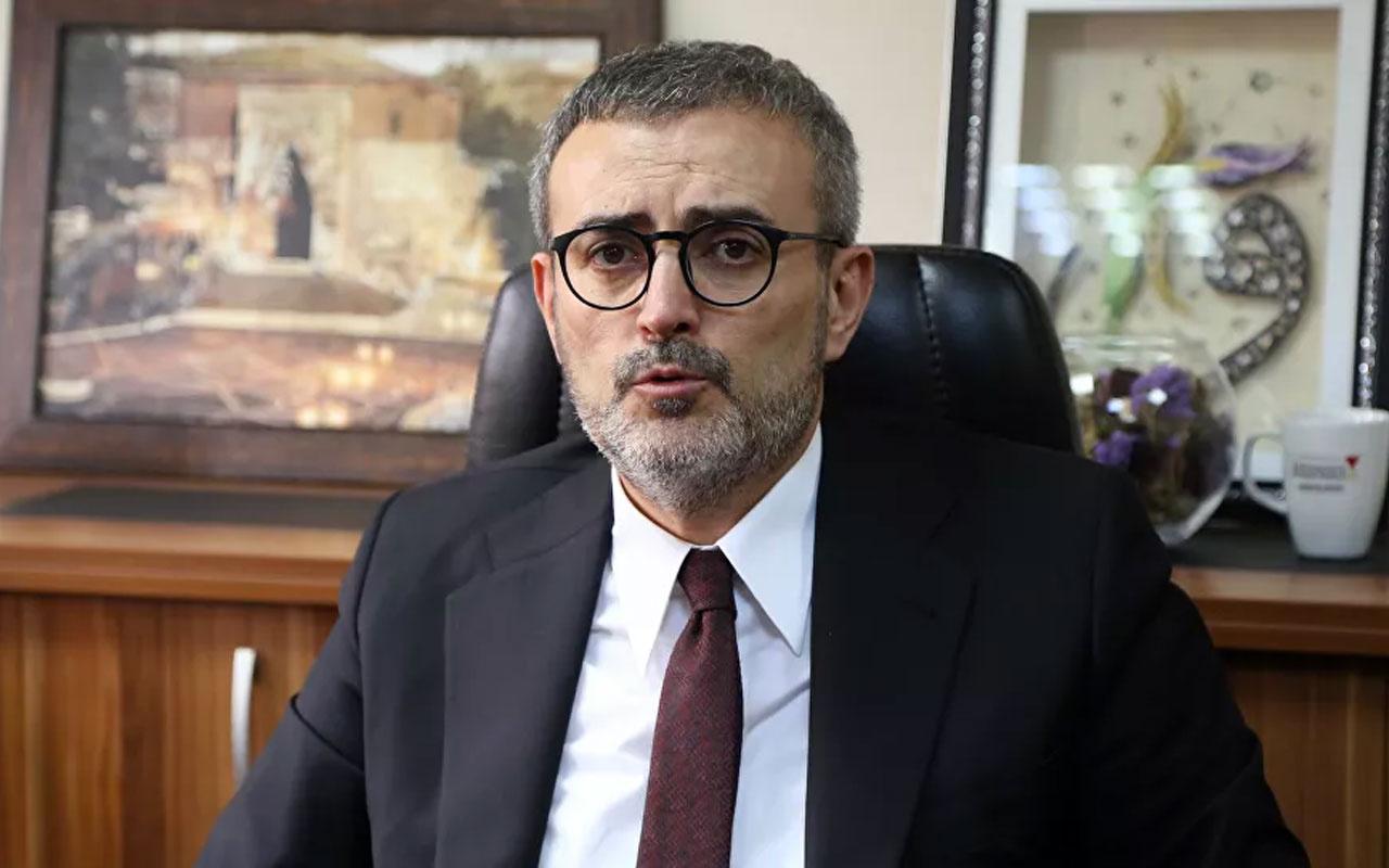 AK Partili Mahir Ünal'dan 'Kokainci Ayvatoğlu' açıklaması: Gereken değerlendirmeyi kendi içimizde yapacağız