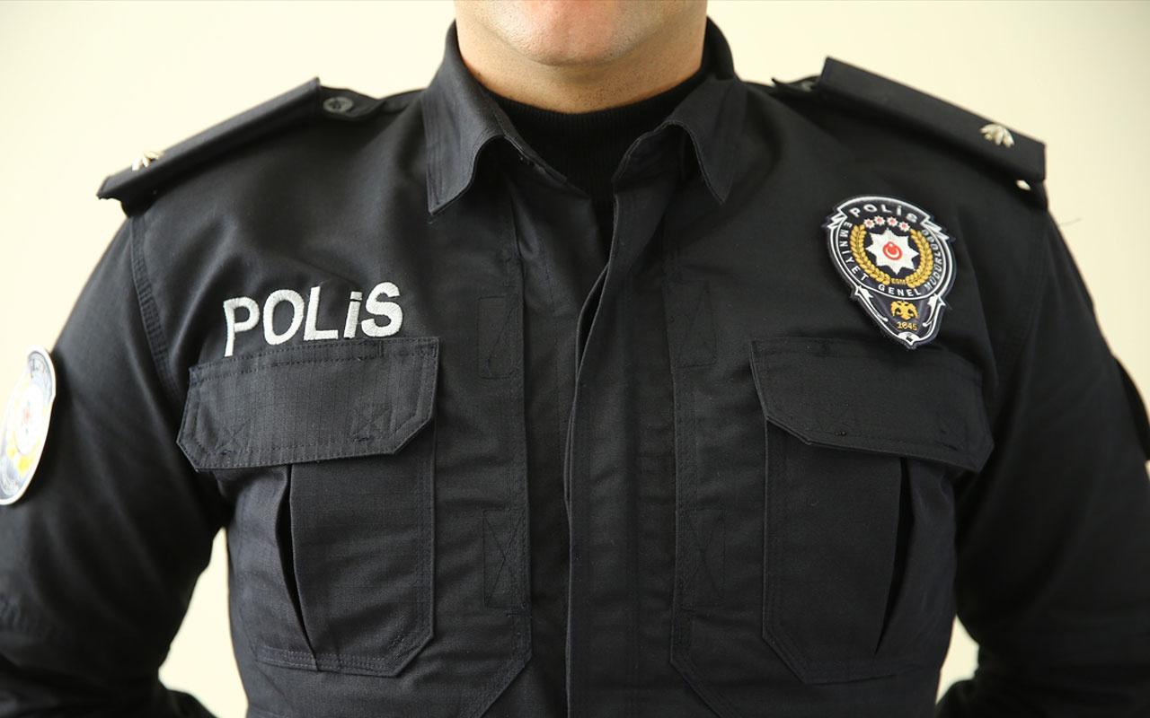 Gaziantep'te 155'e gelen ihbarla polisin ilişkisi ortaya çıktı öpücük rüşvet kabul edildi