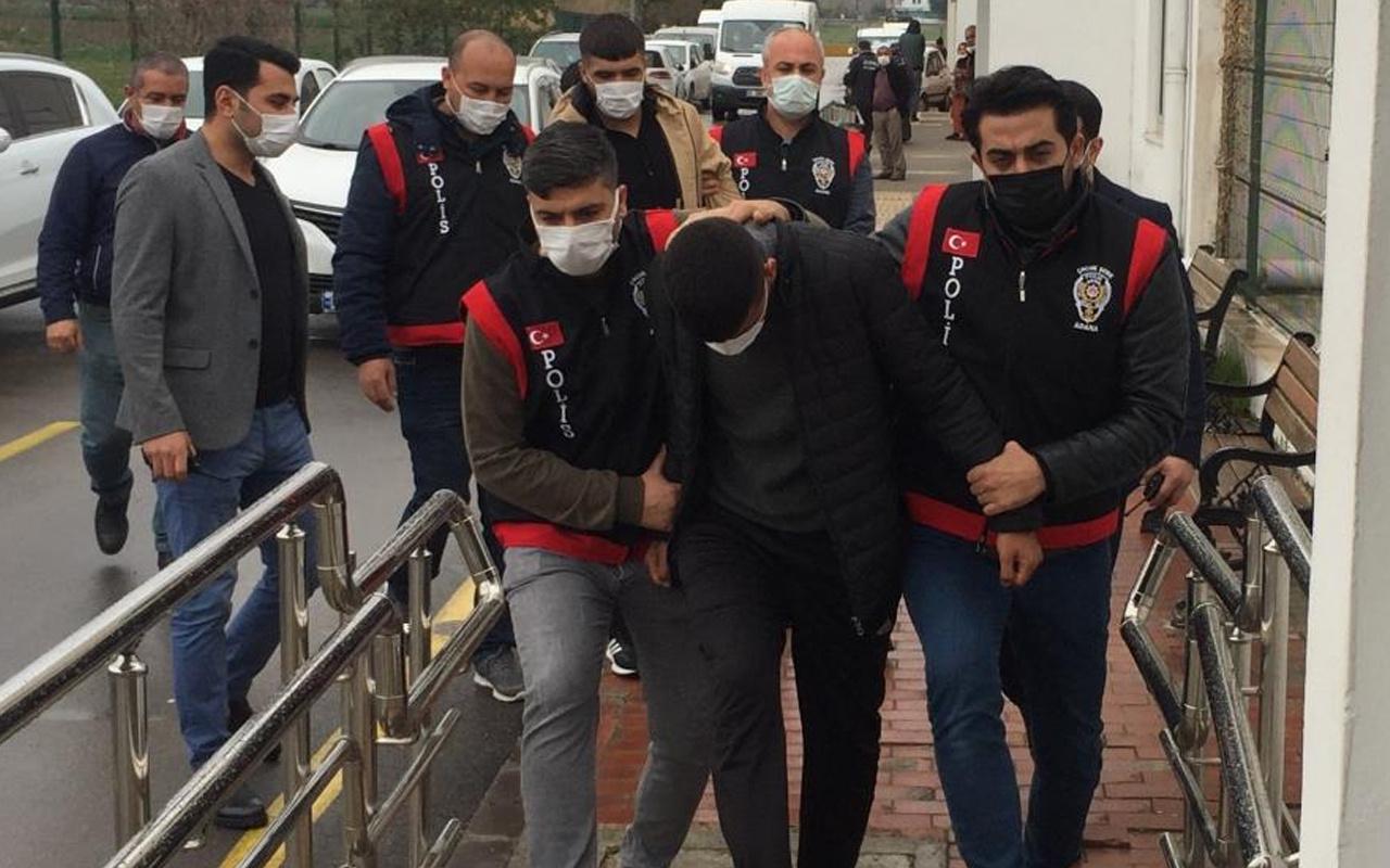 """Adana'da """"düğünümüze neden geldin"""" cinayetinde 2 tutuklama"""