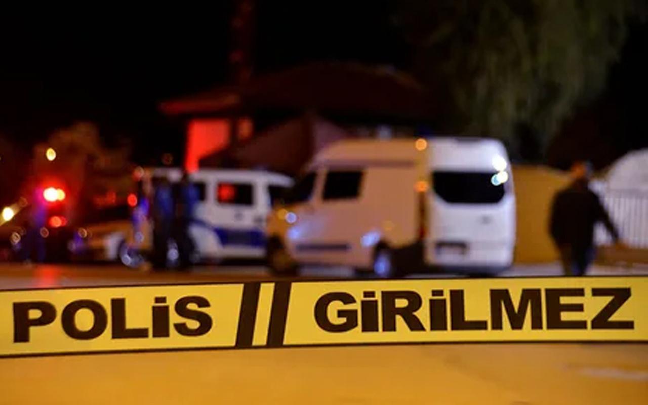 Tartıştığı karısını evde elleriyle boğarak öldürdü! İzmir'deki korkunç cinayet
