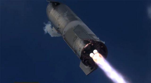 SpaceX'in Mars projesi Starship'in 4. deneme uçuşu da başarısız oldu