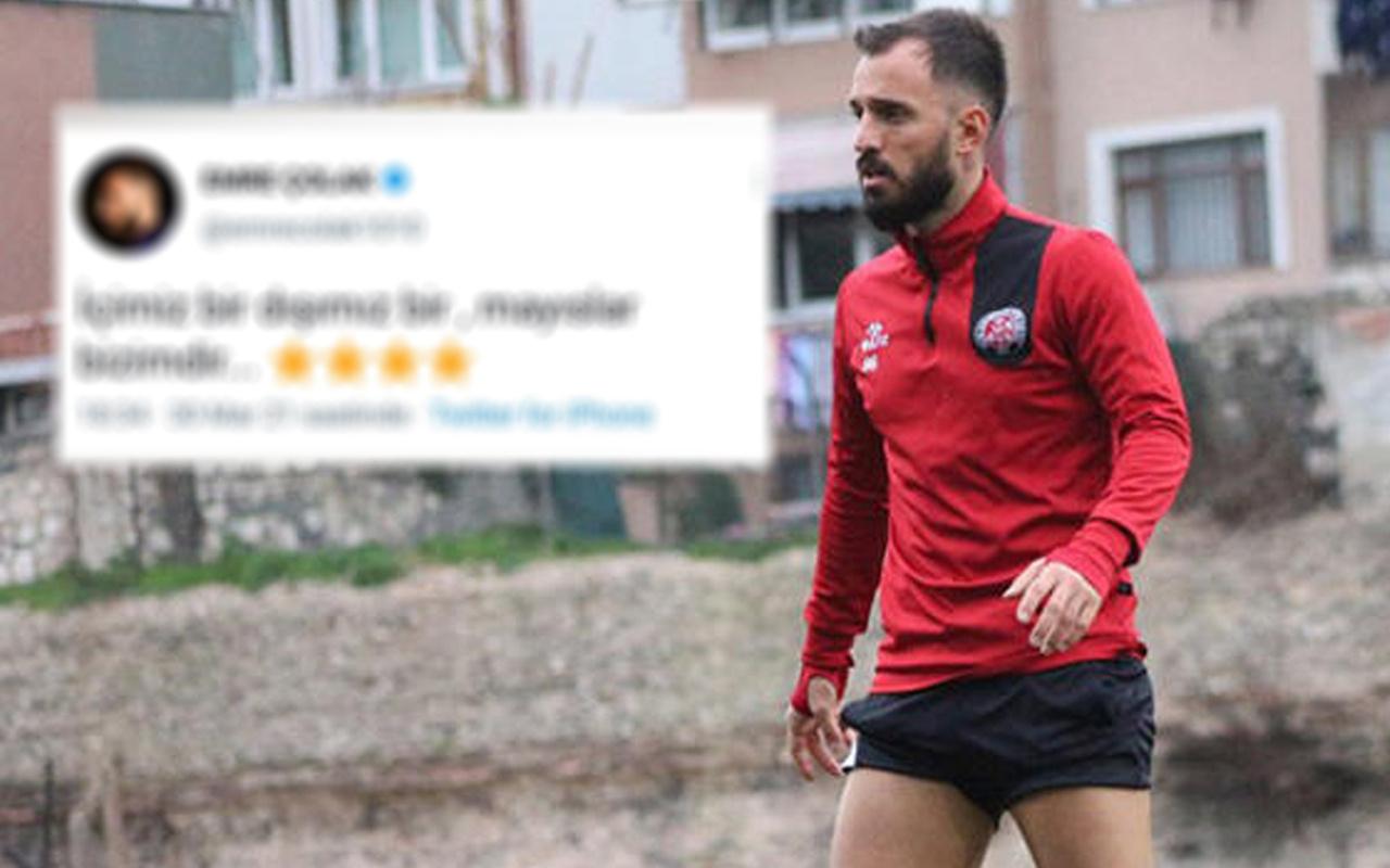 Emre Çolak'ın Galatasaray tweeti olay! Taraftar linç etti