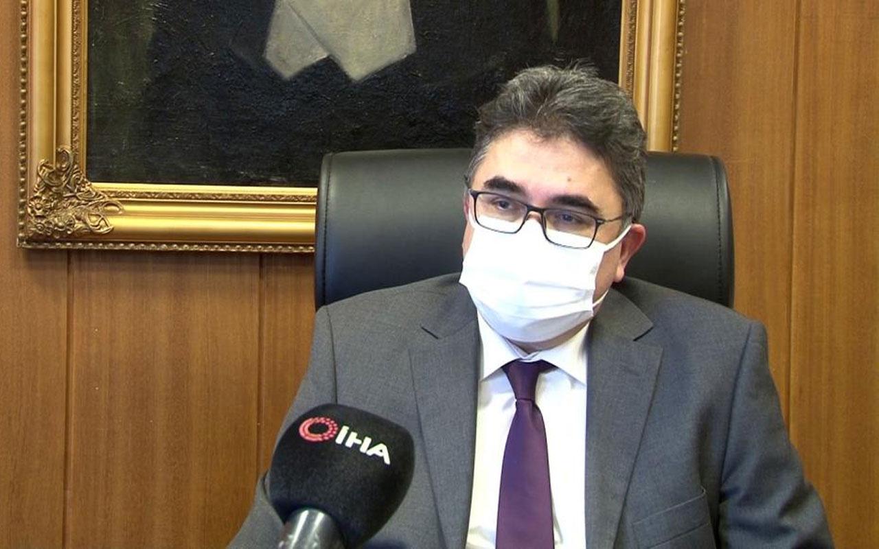 Prof. Dr. Tufan Tükek: Tedbir tam zamanında geldi, taziyeler de yasaklanmalı