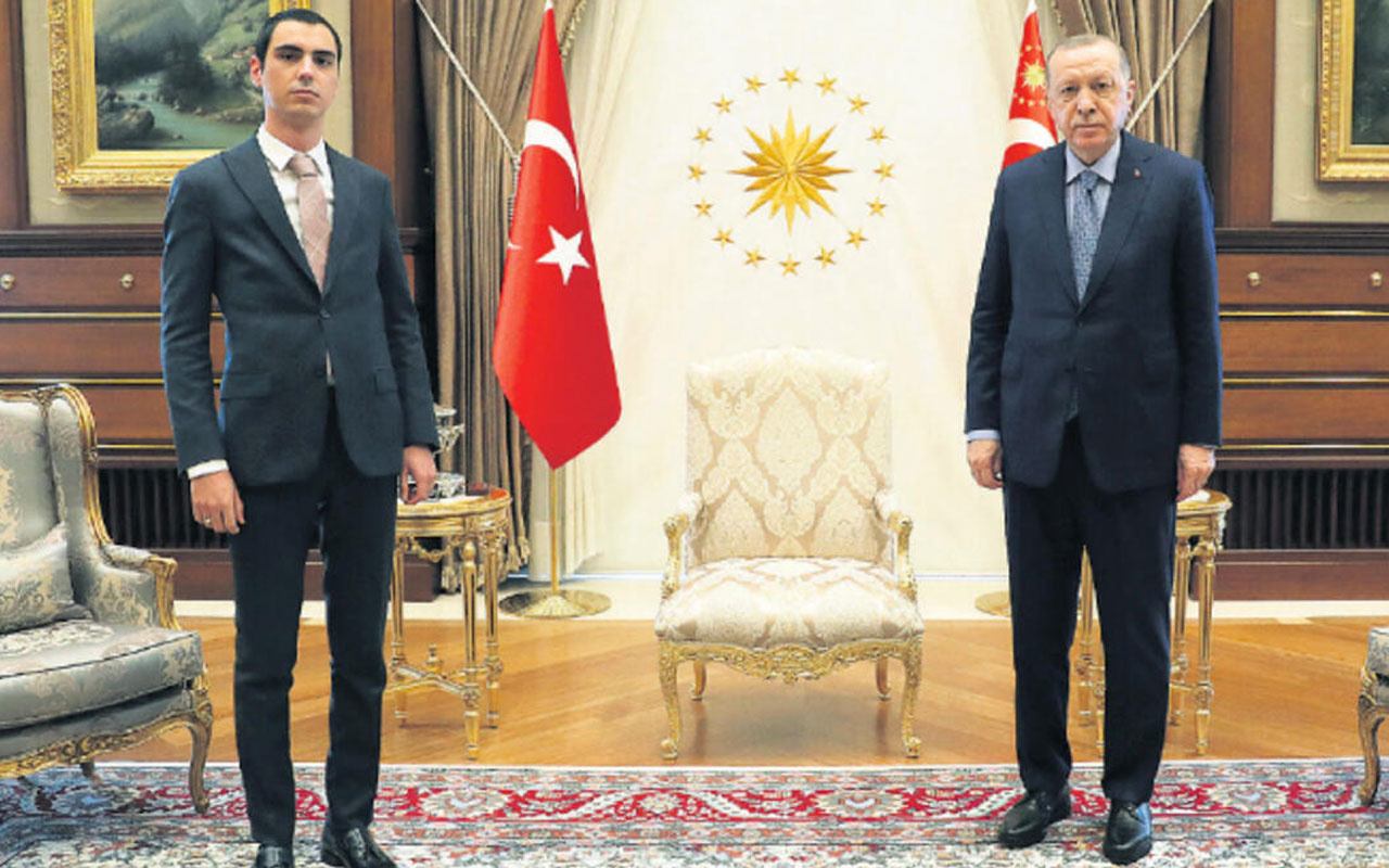 Furkan Yazıcıoğlu, Erdoğan ile neler konuştuğunu açıkladı: Bu görüşme, suikast üzerineydi