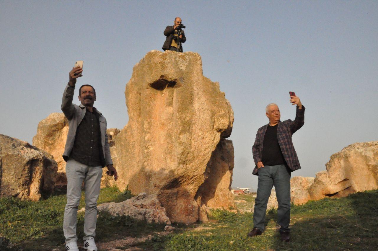 Mardin'de görenler fotoğraf çekildi! İçine giren hayrete düştü ABD askeri kalmış