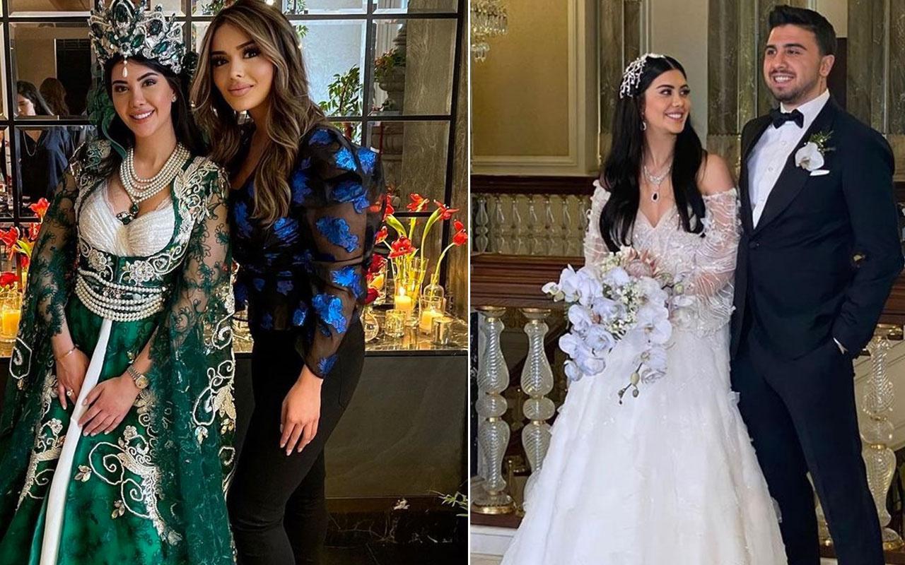 Ozan Tufan ile Rojin Haspolat evlendi! 19.07 ayar alyans detayı bomba