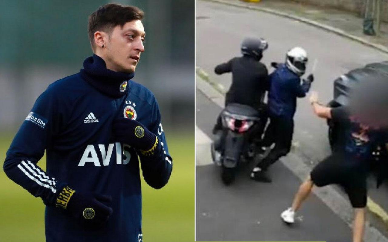 Mesut Özil'e bıçakla saldıranların cezası belli oldu