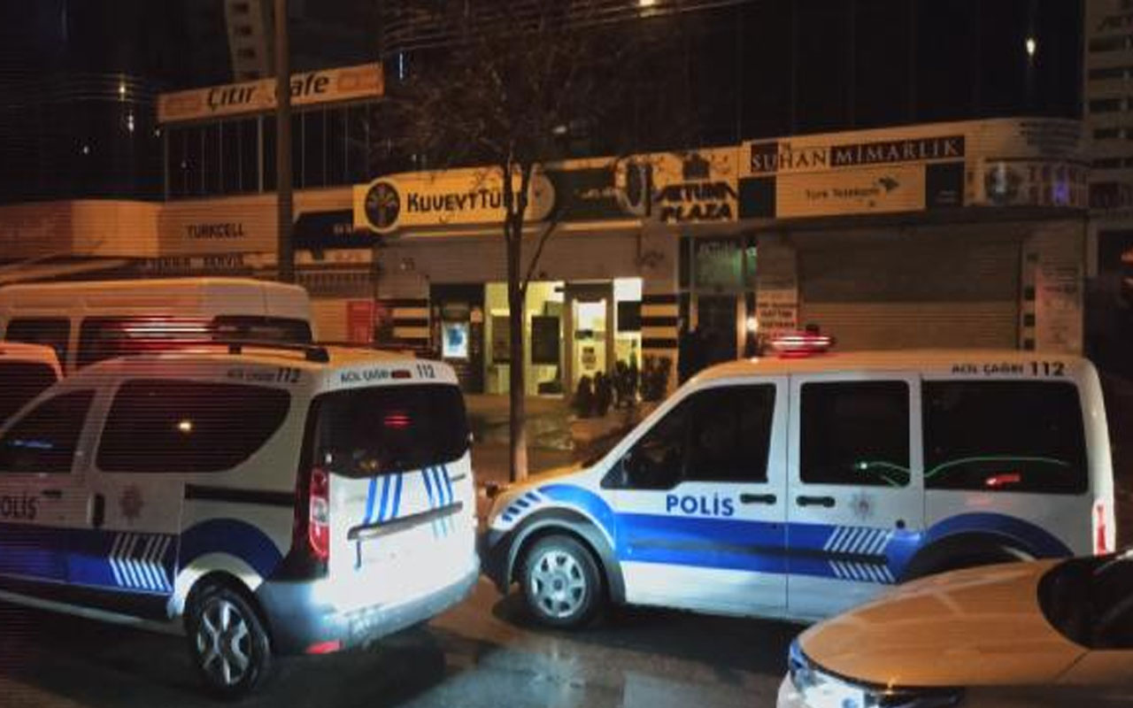 Konya'da iş merkezindeki ölüm cinayet çıktı!  zanlı çeyiz sandığında yakalandı