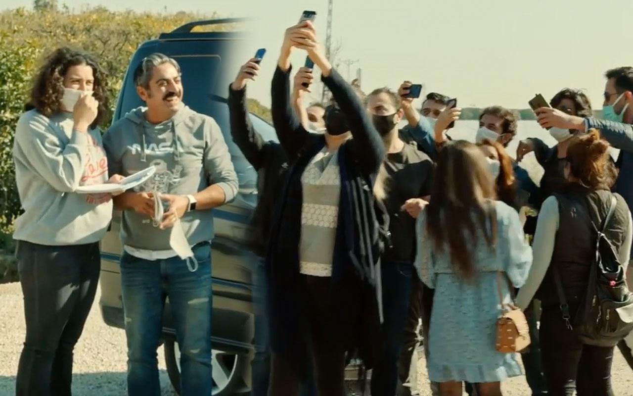 Bir Zamanlar Çukurova oyuncusu Bülent Polat'a güldüren 1 Nisan şakası