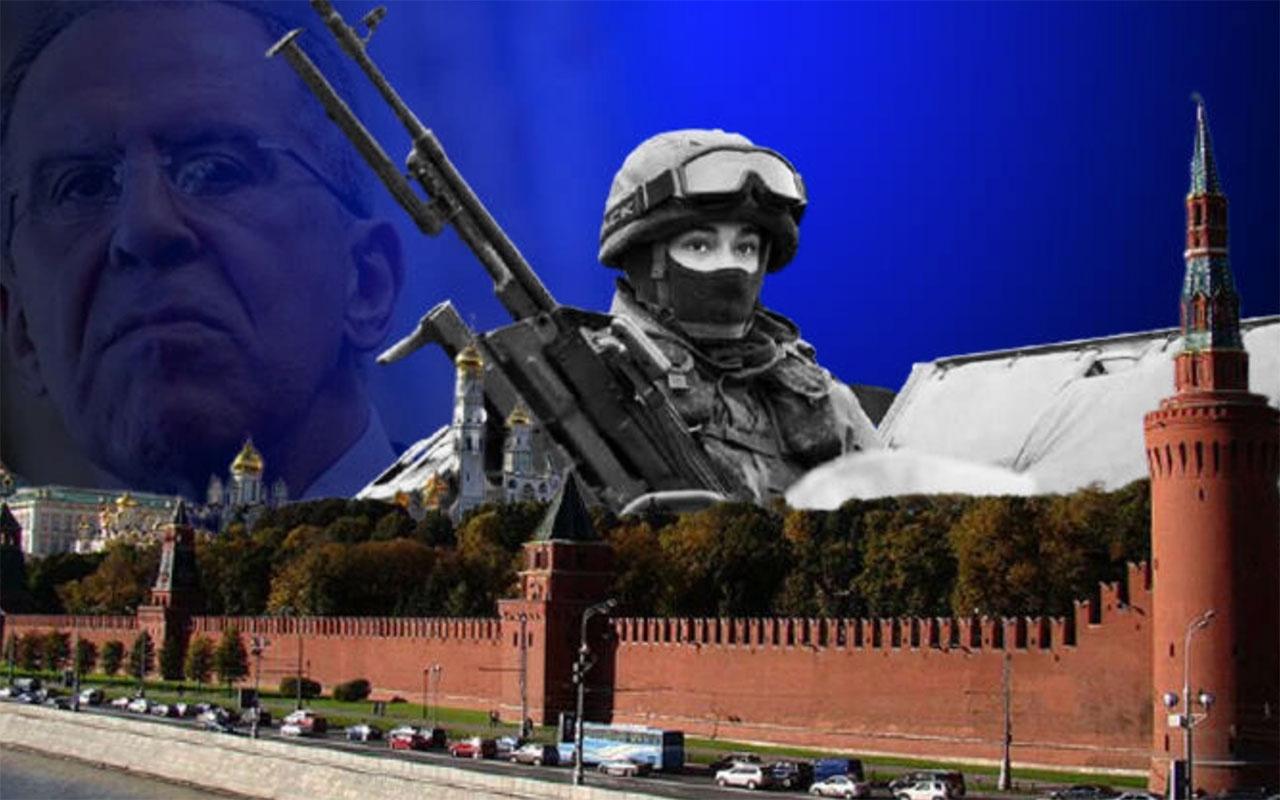 Savaş çanları çalıyor! Rusya açık açık tehdit etti 'Ukrayna'yı yok ederiz'