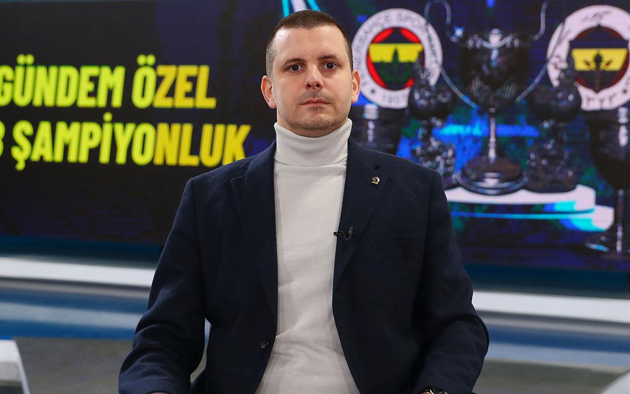Fenerbahçe'den Galatasaray'a şampiyonluk yanıtı: Kim hırsız Mustafa Cengiz