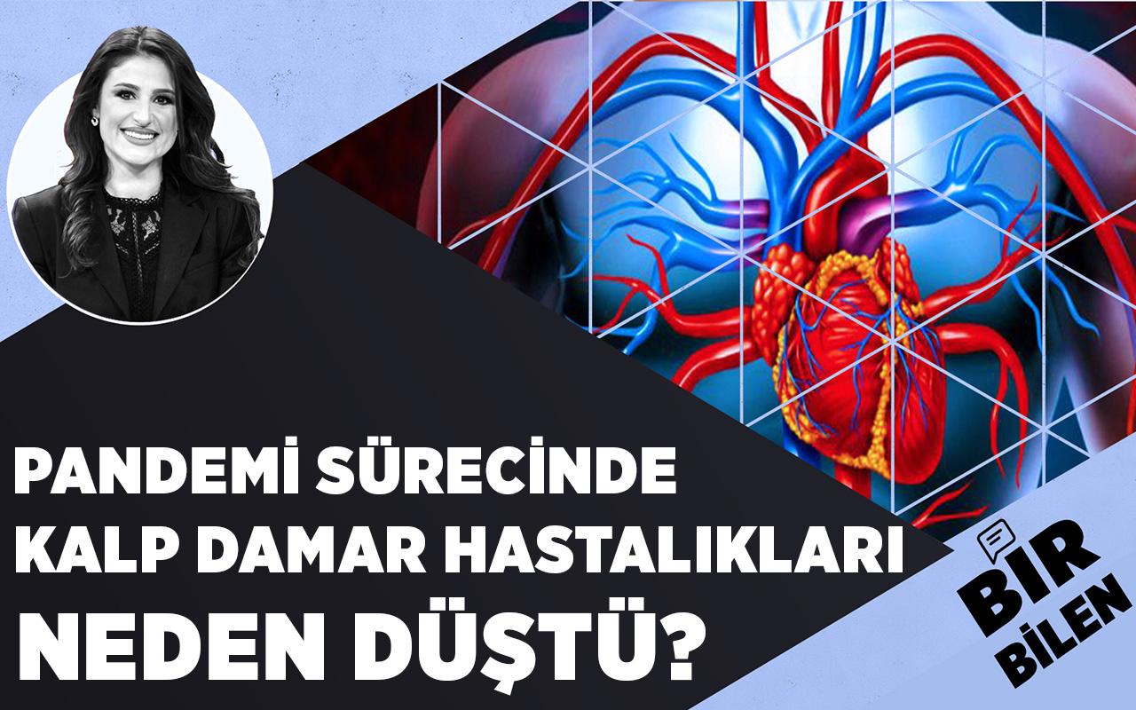 Pandemi sürecinde kalp damar hastalıkları neden düştü?