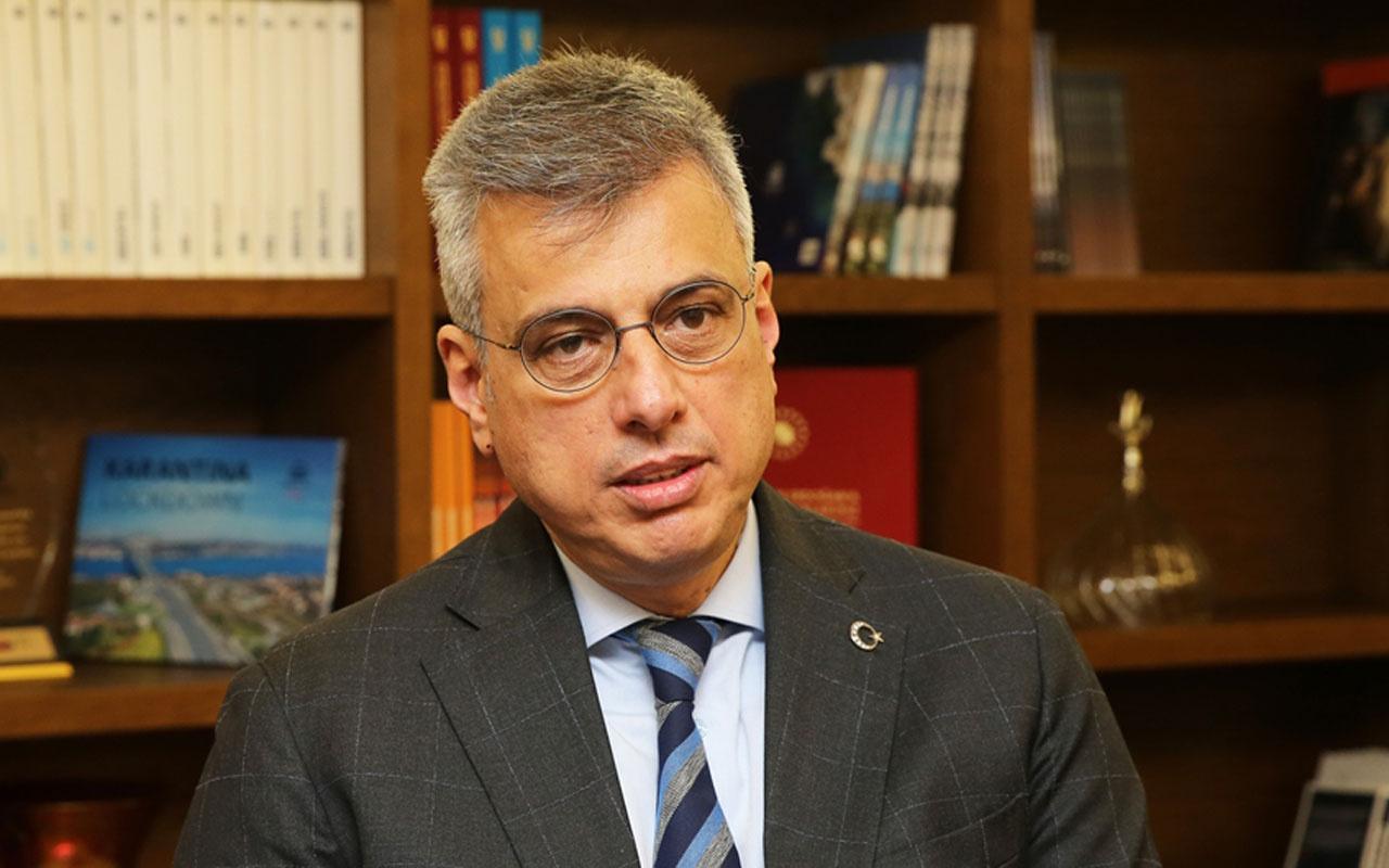 İstanbul Sağlık Müdürü Kemal Memişoğlu: 3. piki yaşıyoruz olağanüstü bir durumla karşı karşıyayız