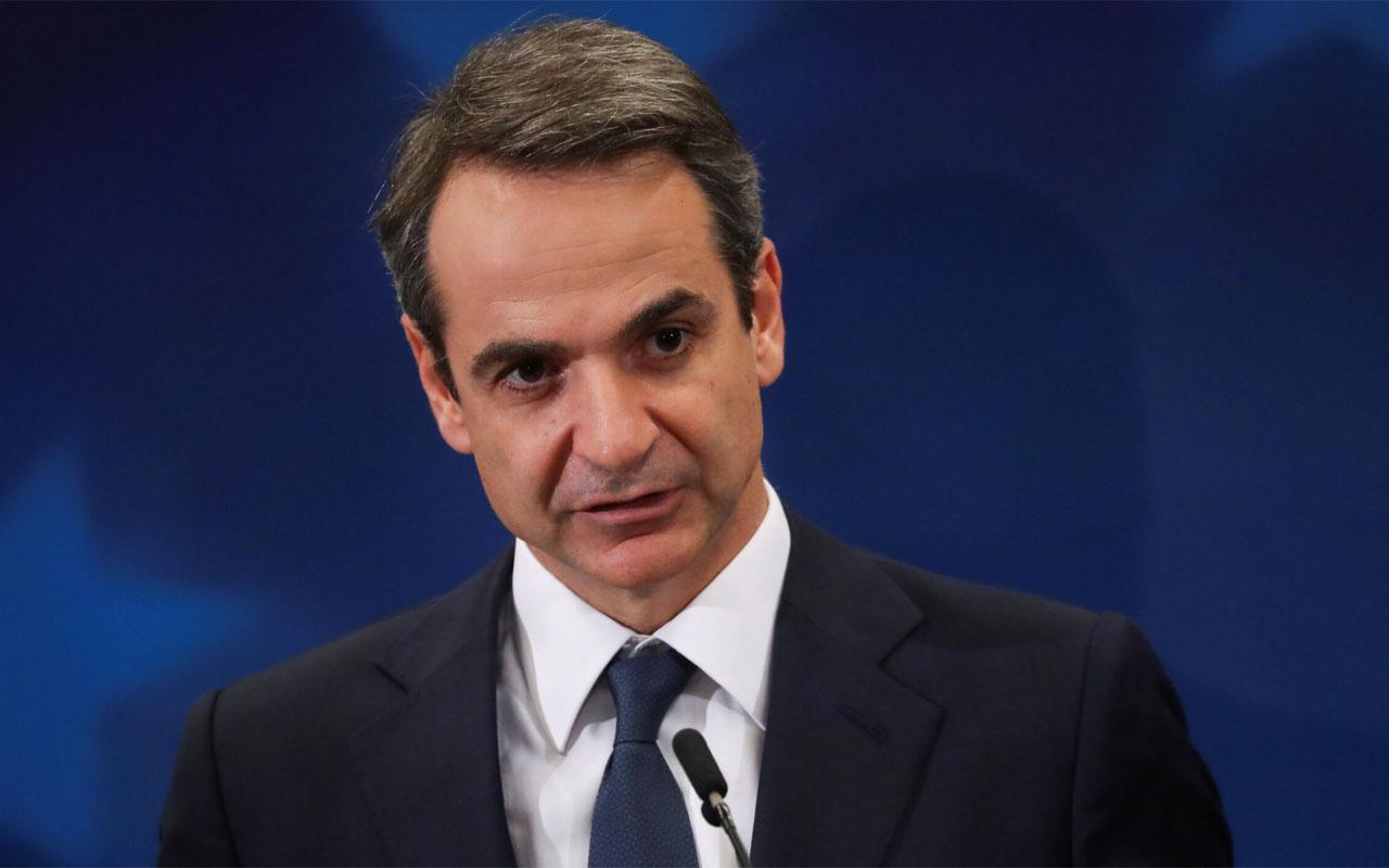 Yunanistan Başbakanı Miçotakis'ten Libya sürprizi