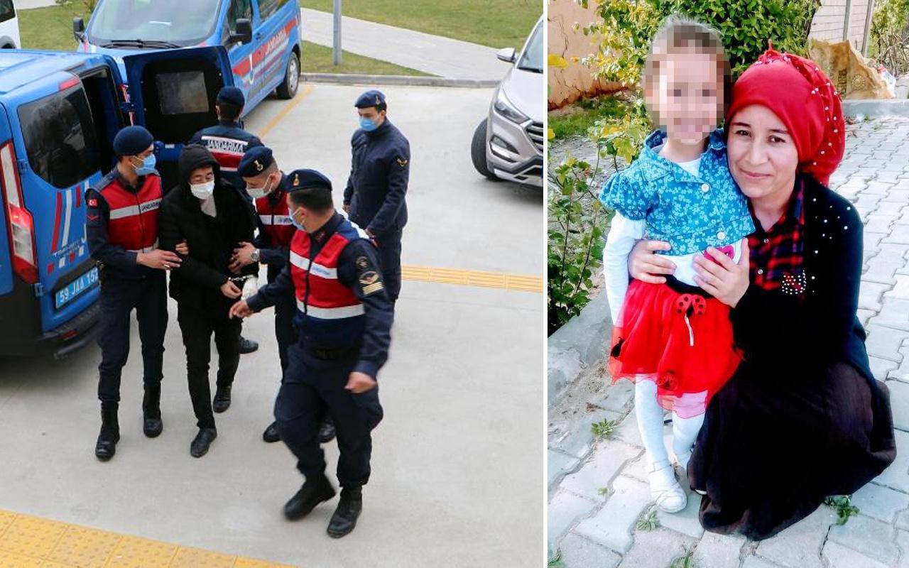 Tekirdağ'da eşini yakan koca çarptırıldığı hapis cezasının intikamını istemiş!