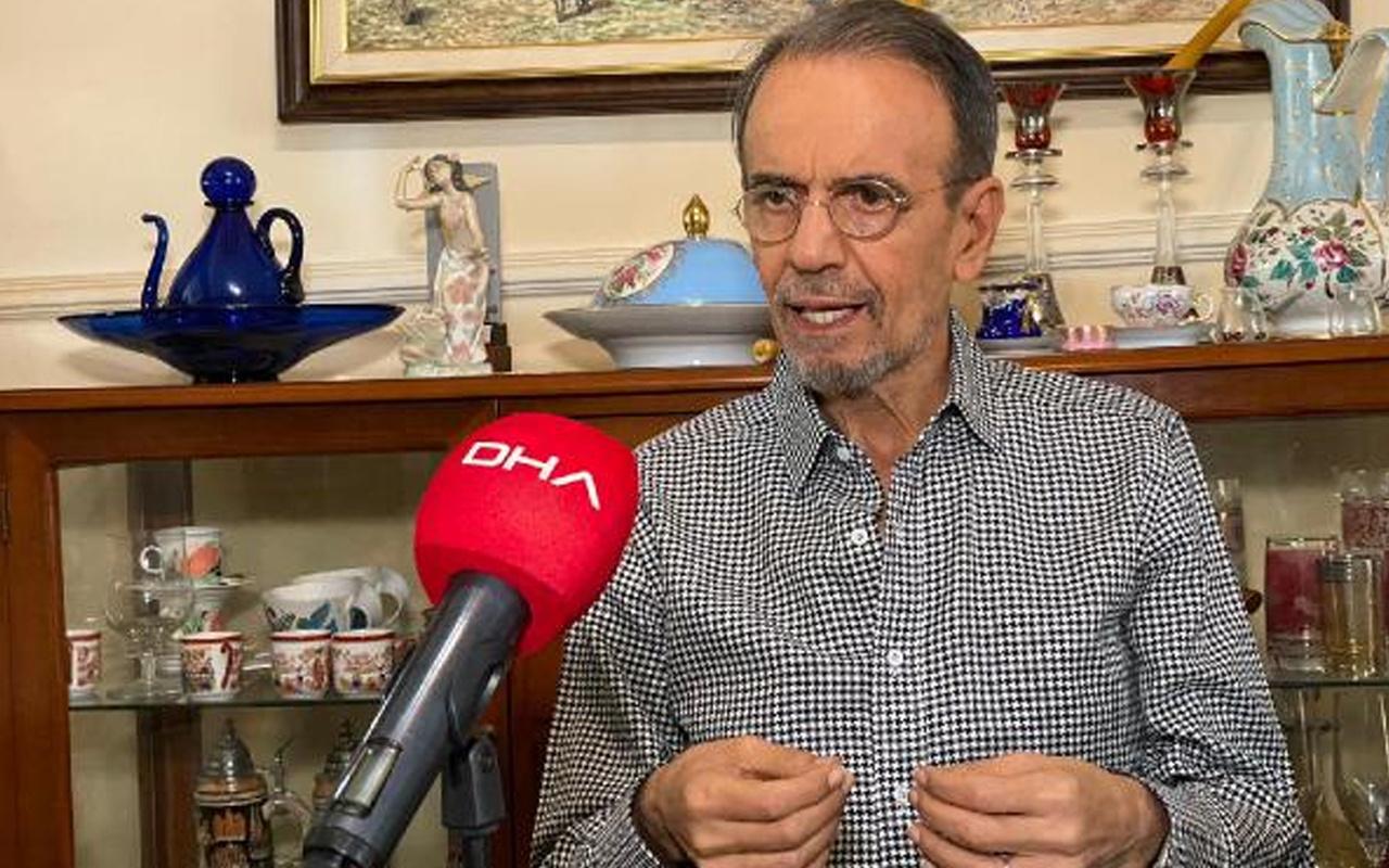 Prof. Dr. Mehmet Ceyhan, yakınlarını anlattı aşıda 'tek doz' uyarısı yaptı