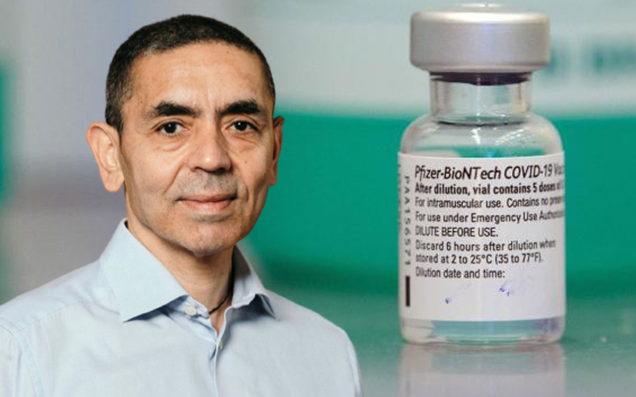 Uğur Şahin 'Stok yapmayın' diyerek uyardı: Eldeki aşıları bir an önce kullanın