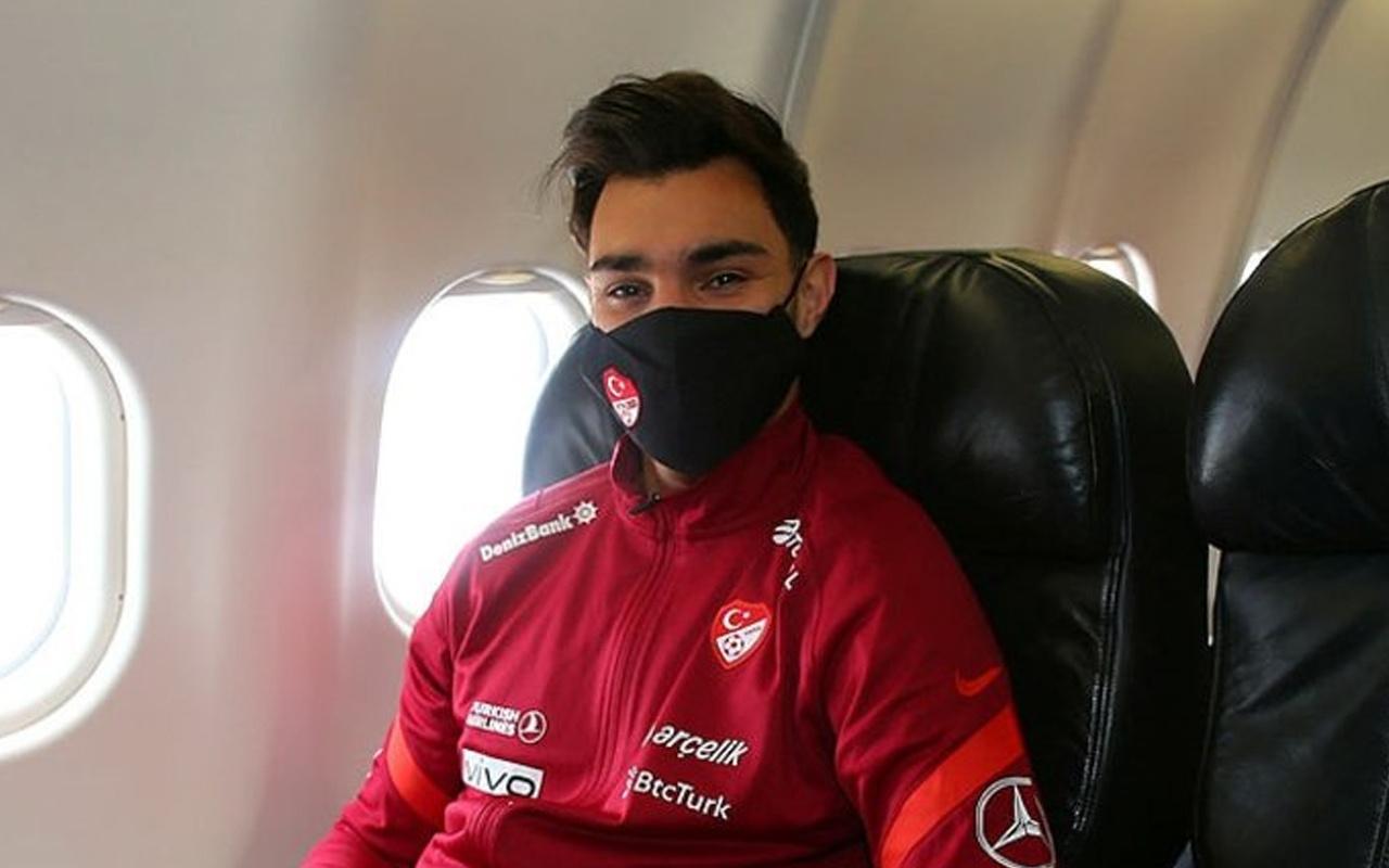Kaan Ayhan Covid-19'a yakalandı! Kulübü Sassuolo duyurdu