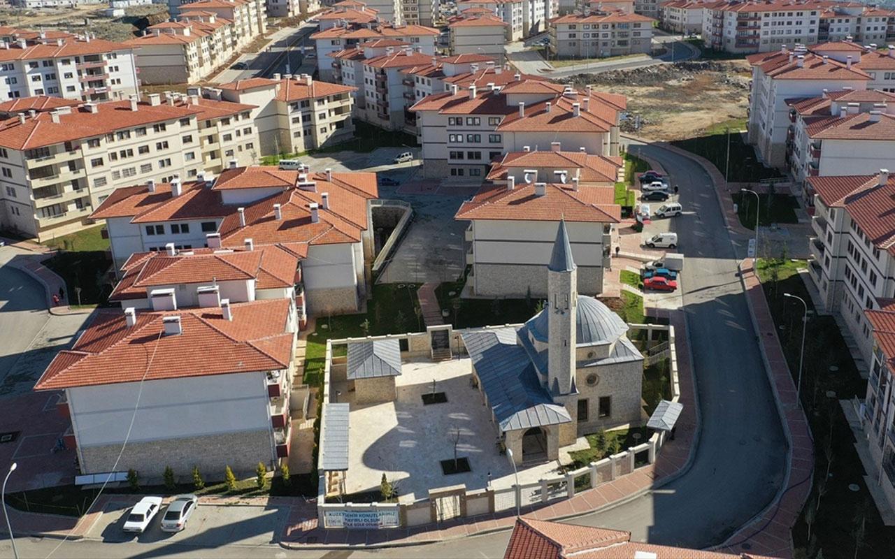 TOKİ, Gaziantep'te inşa ettiği konutlardan 20 bin 813'ünü hak sahiplerine teslim etti