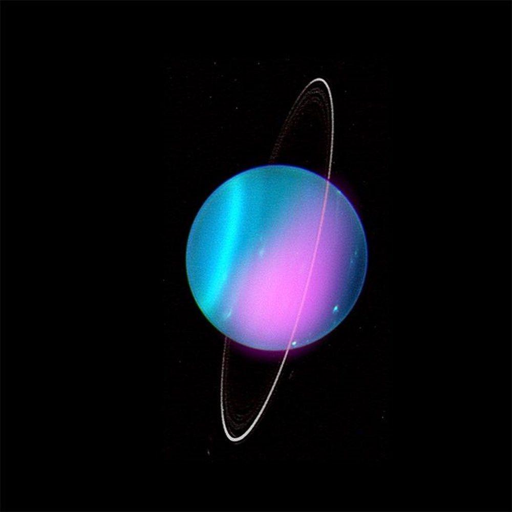 Uranüs'te şaşırtan keşif: X-ray ışınları yayıyor