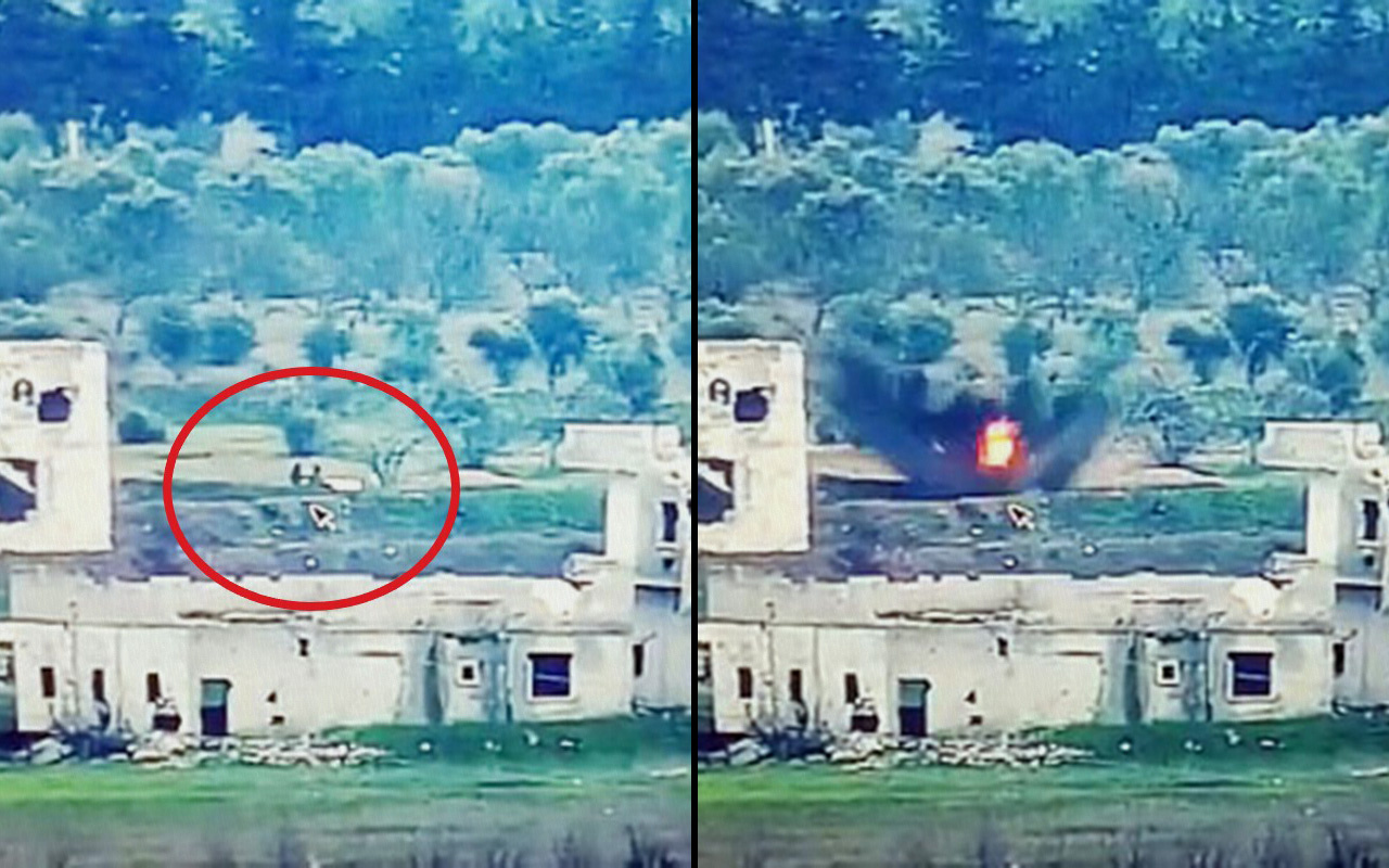 Suriye'de saldırı hazırlığındaki teröristler etkisiz hale getirildi