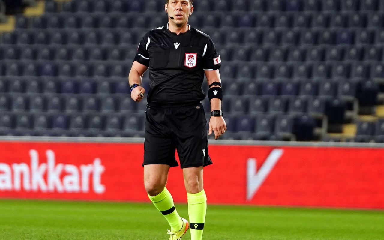 Hatayspor-Galatasaray maçının hakemi değişti