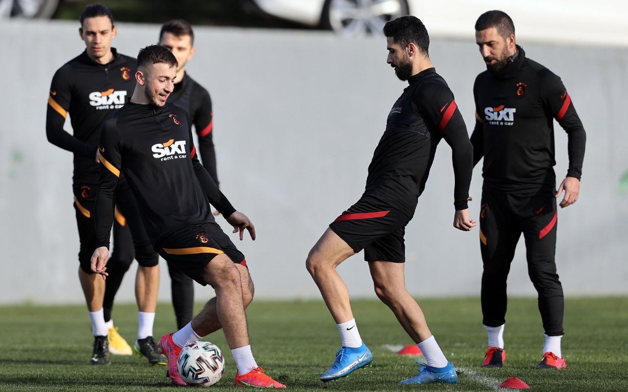 Galatasaray'ın Hatayspor maçı kadrosu açıklandı